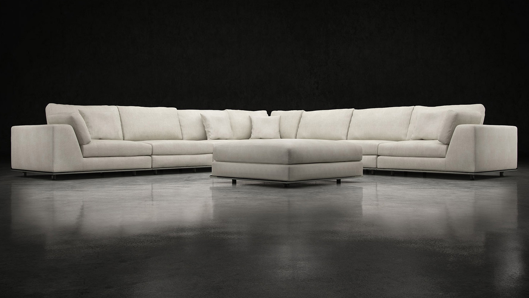 Furniture : 5060 Recliner Sectional Sofa Costco $699 Corner Couch in Joining Hardware Sectional Sofas (Image 4 of 10)