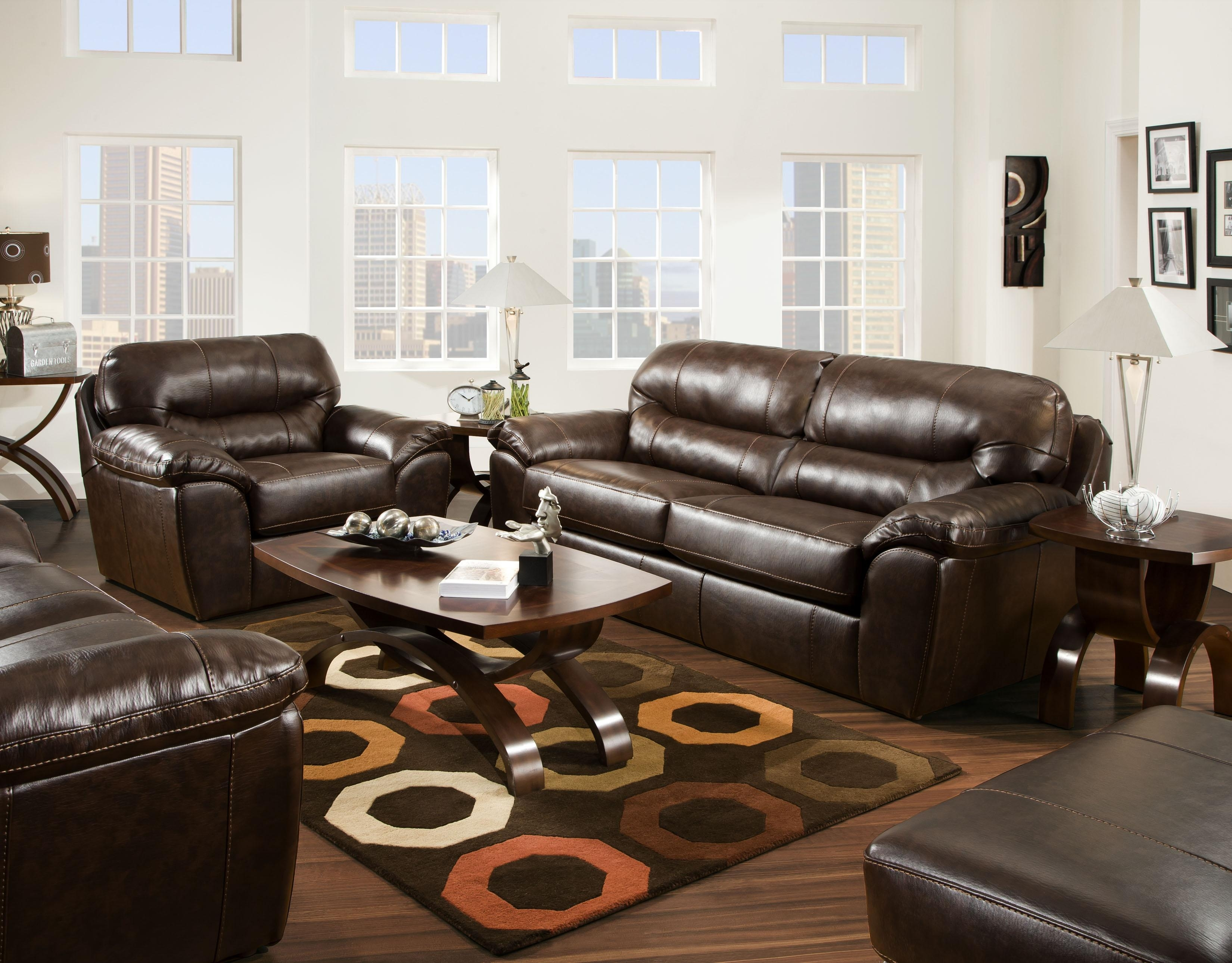 Furniture : Claudia Ii Leather Sofa And Loveseat Macys Leather Sofa inside Sectional Sofas at Barrie (Image 9 of 15)