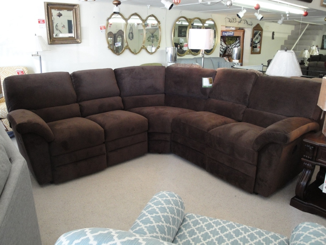Furniture: Fresh Lazy Boy Sectional Sofa 14 With Additional Modern Within La Z Boy Sectional Sofas (View 3 of 10)