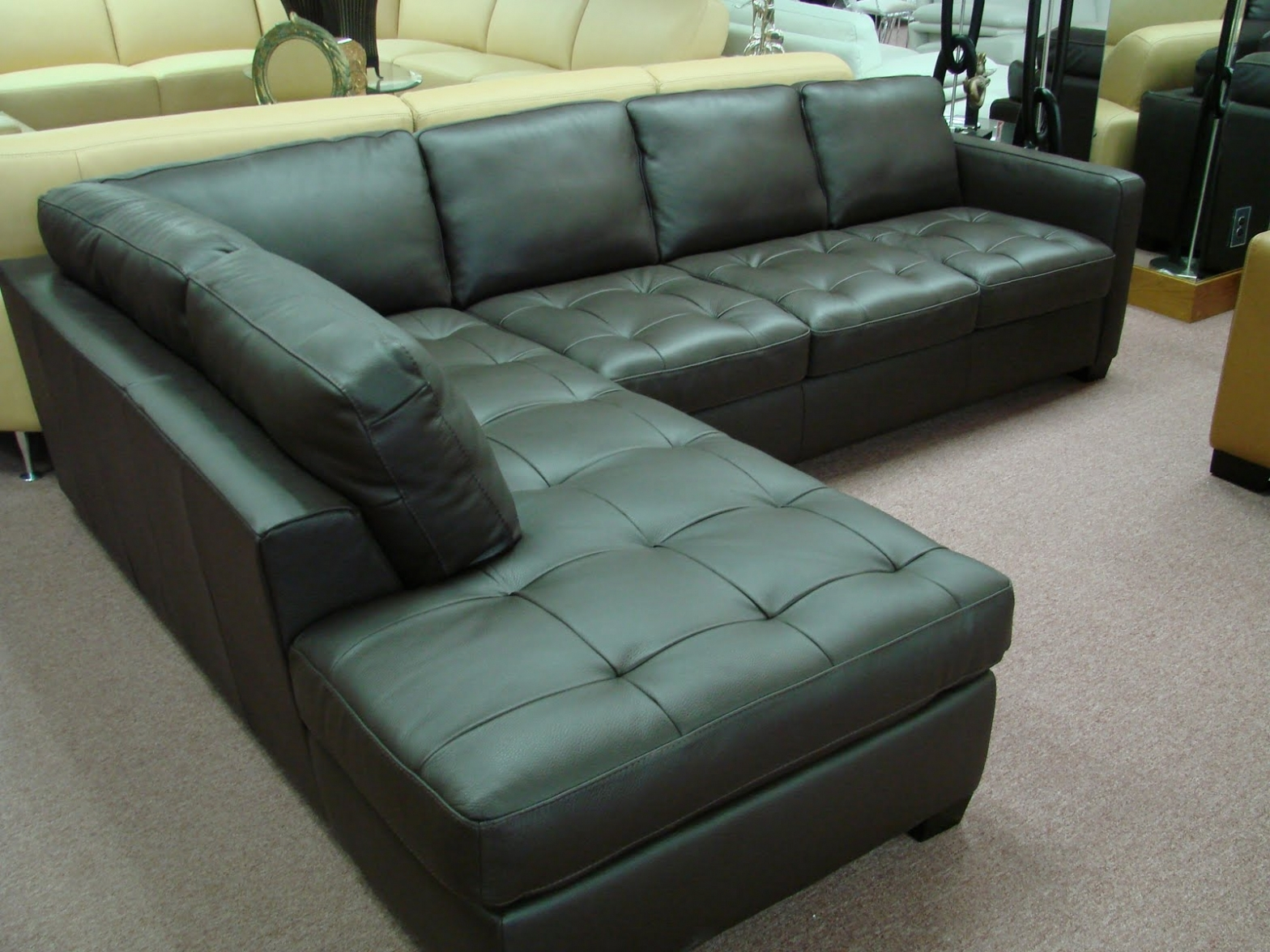 Furniture: Furniture: Havertys Leather Sectional | Havertys Sofas throughout Sectional Sofas at Havertys (Image 7 of 15)