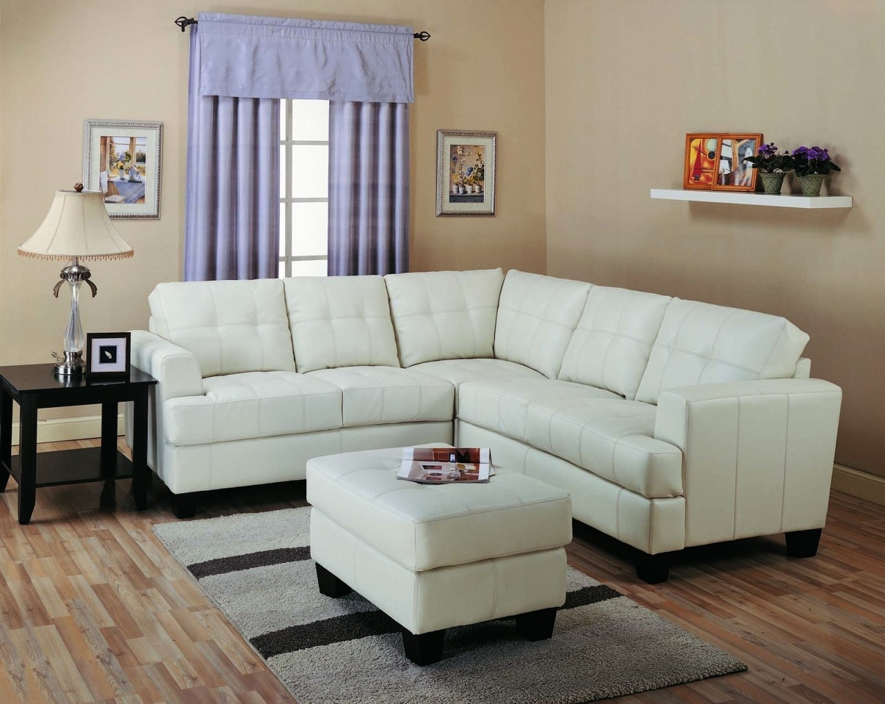 Furniture. Grey Velvet Sectional Sofa With Chaise Using Steel Legs intended for Canada Sectional Sofas for Small Spaces (Image 3 of 10)