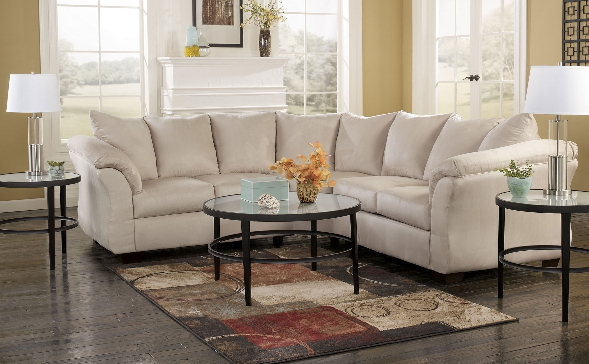 Furniture Inspiring Cheap Sectional Sofas For Living Room Home Ideas Throughout Mathis Brothers Sectional Sofas (View 7 of 10)