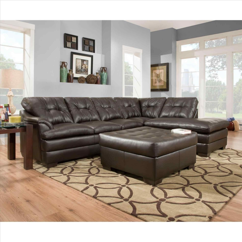 Furniture: Microsuede Sectional New Sectional Sofa Reviews Run Inside Oshawa Sectional Sofas (View 9 of 10)