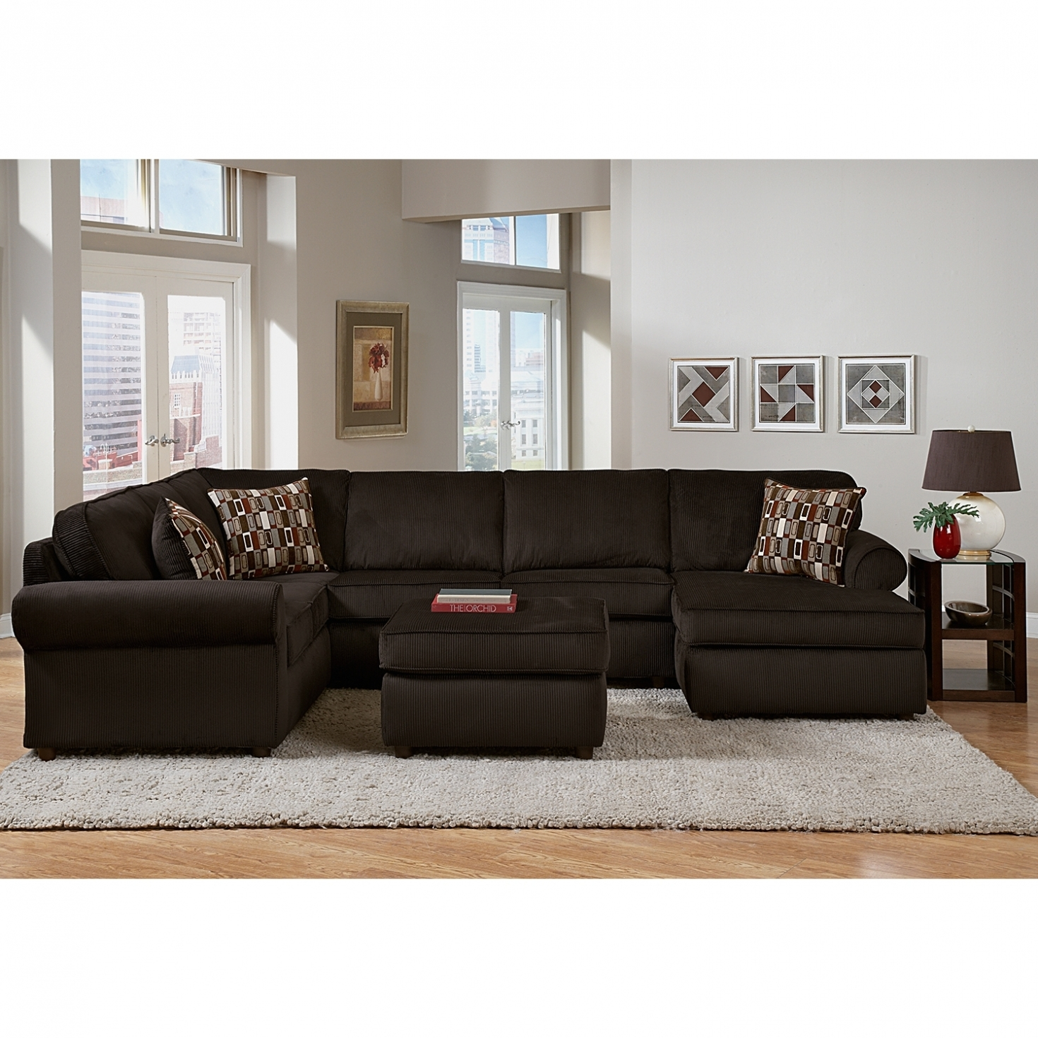 Featured Photo of Value City Sectional Sofas