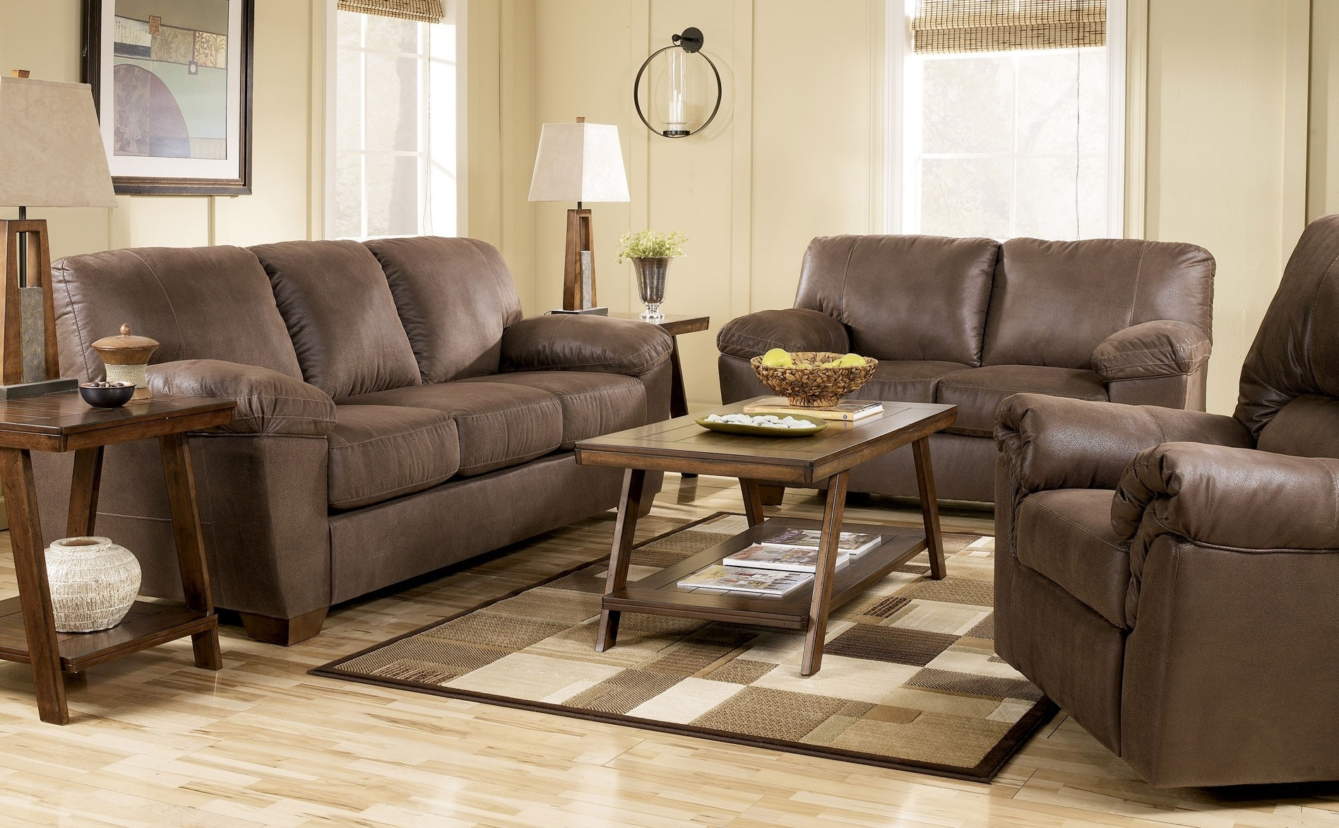 Furniture : Recliner Glider Chair Leather Sectional Couch Corner in Eugene Oregon Sectional Sofas (Image 2 of 10)