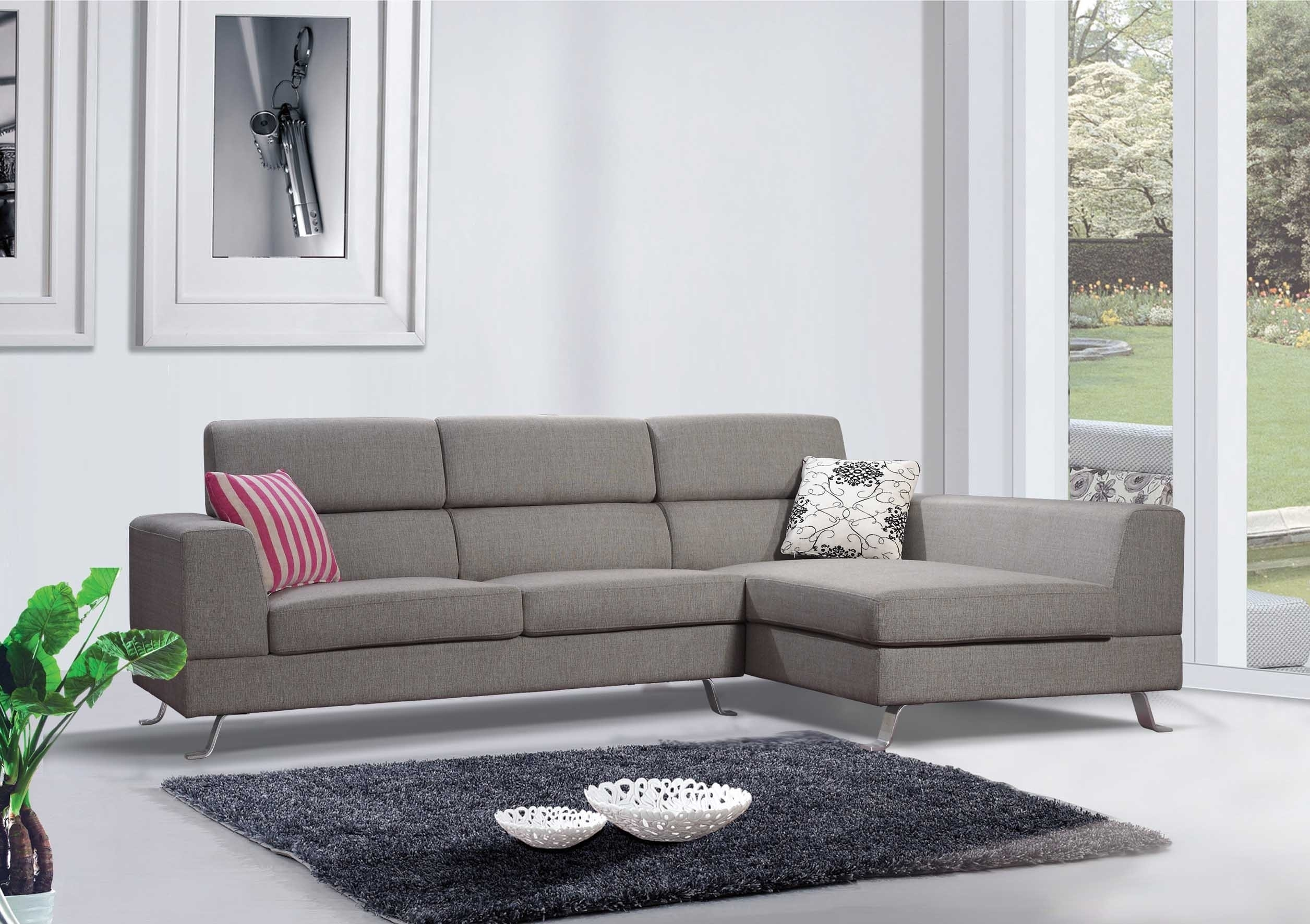 Furniture : Sectional Sofa 96X96 Sectional Sofa European Style for 96X96 Sectional Sofas (Image 5 of 10)