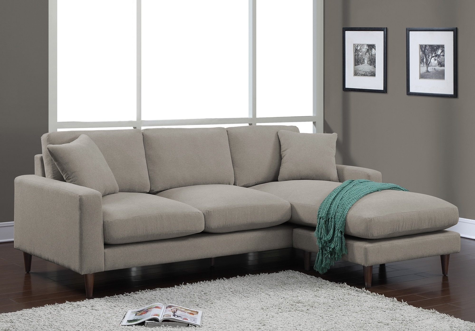 Furniture : Sleeper Sectional Sofa For Small Spaces 2017 Furnitures inside Kansas City Sectional Sofas (Image 5 of 10)