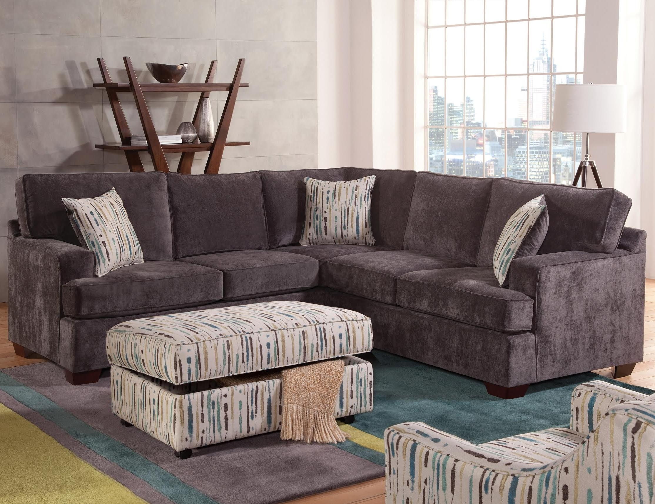 Featured Photo of 100X100 Sectional Sofas