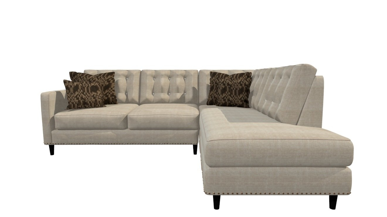 Gardenasofa Orlando Sectional & Reviews | Wayfair within Orlando Sectional Sofas (Image 3 of 10)