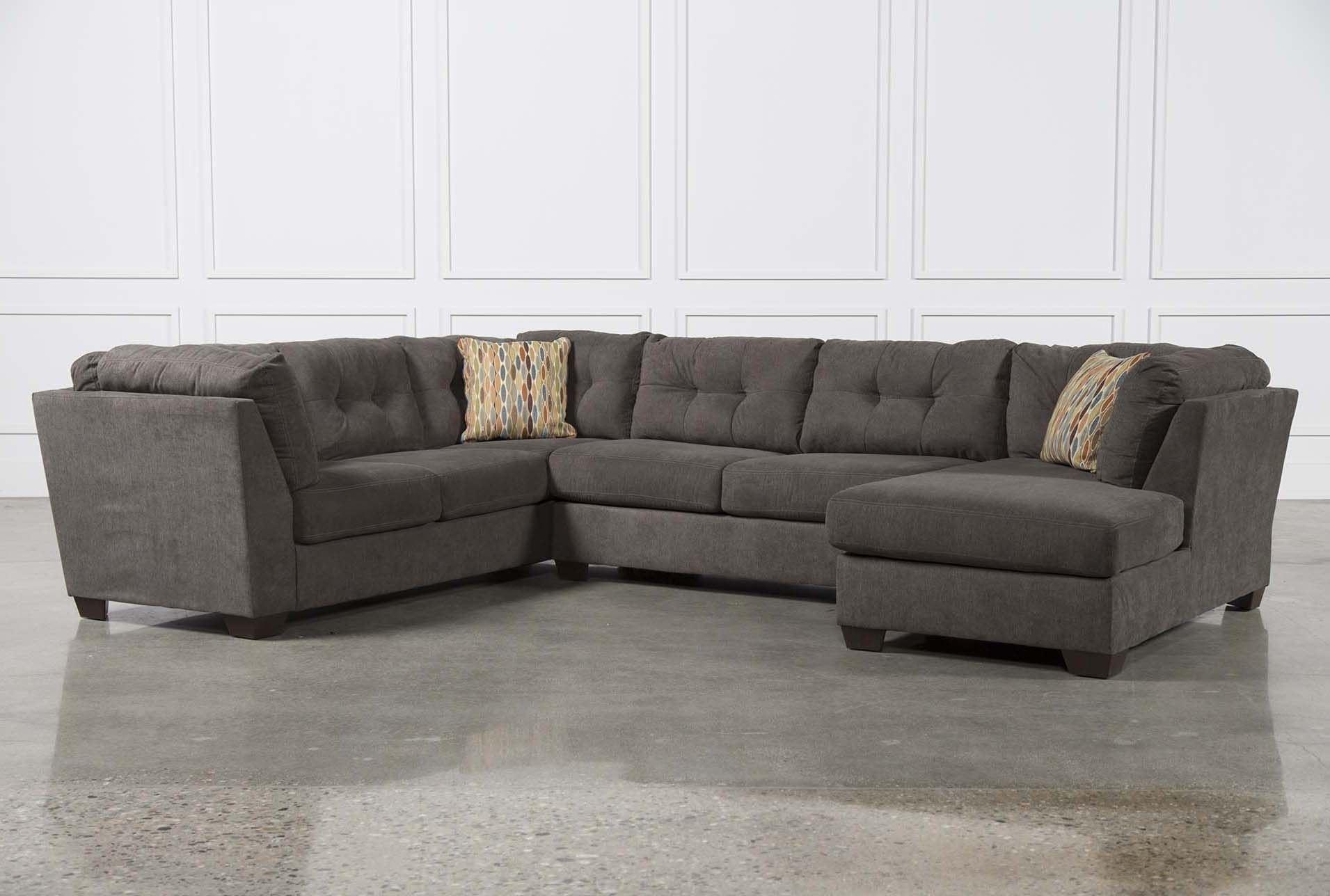 Popular Photo of 3 Piece Sectional Sleeper Sofas
