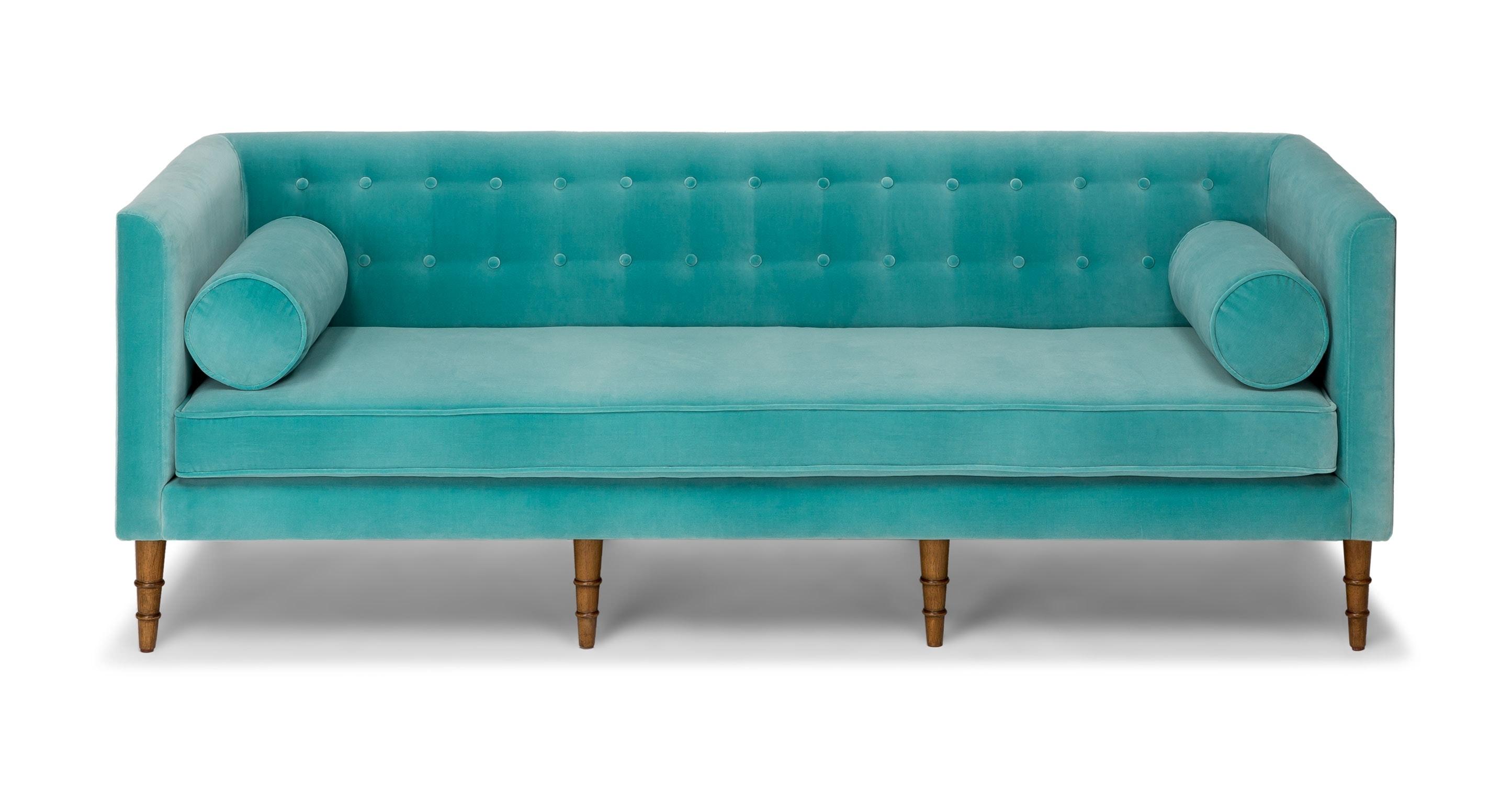 Gorgeous Aqua Sofa 47 In Modern Sofa Inspiration With Aqua Sofa inside Aqua Sofas (Image 6 of 10)