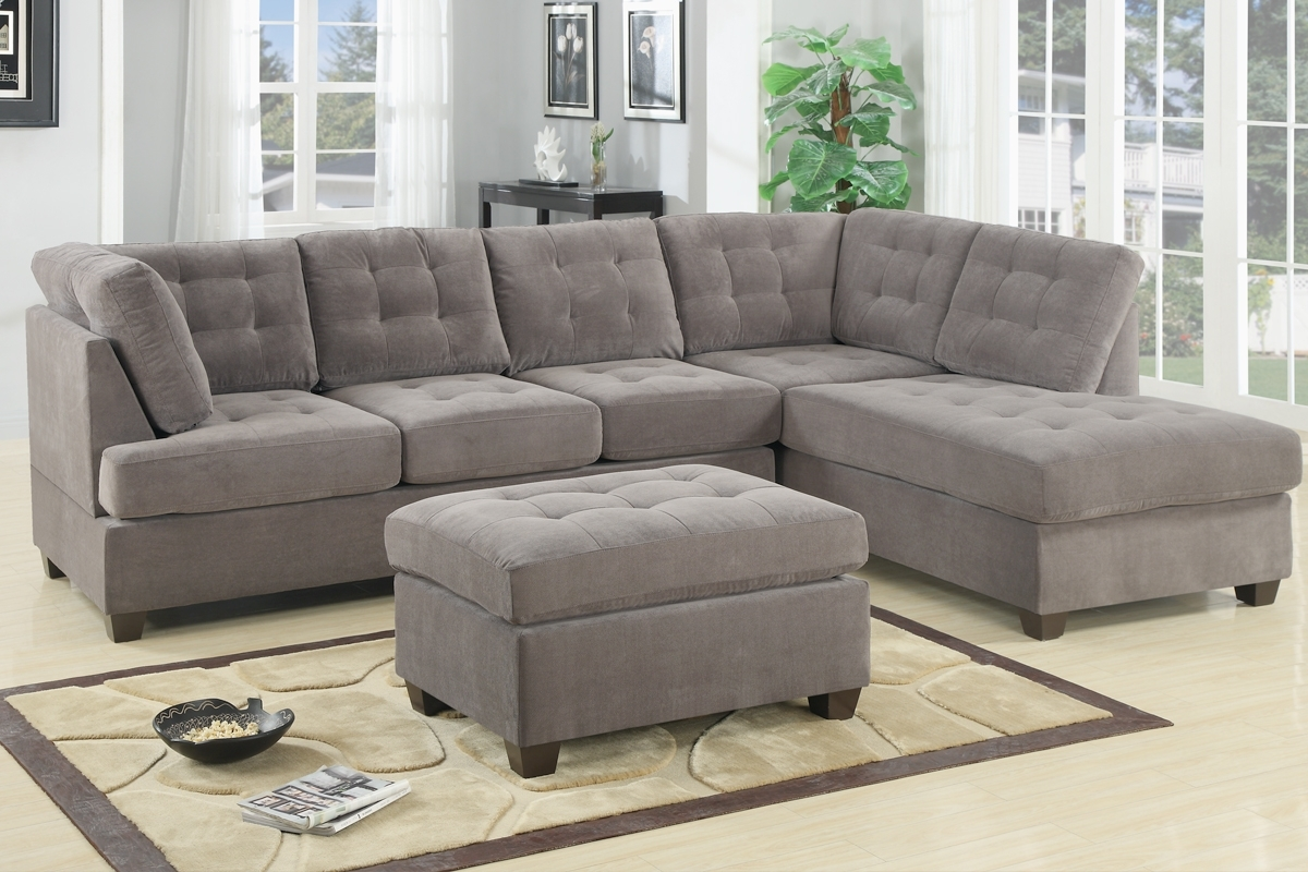 Gray Sectional Sofa Ashley Furniture - Tourdecarroll intended for Sectional Sofas At Ashley (Image 11 of 15)
