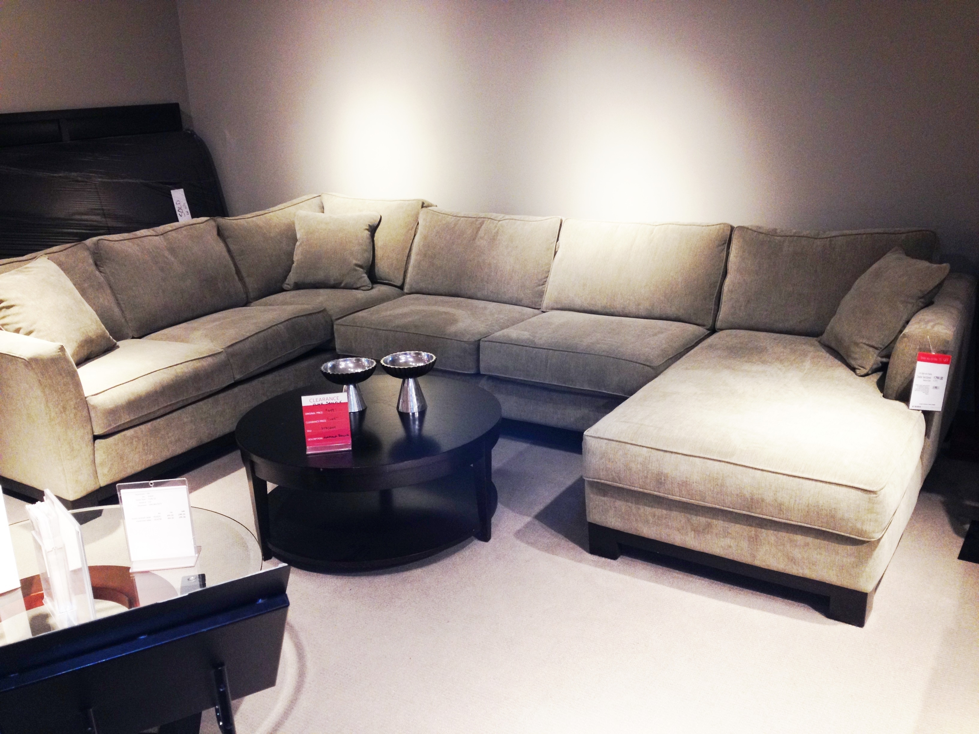 Harper Sectional Sofa Macy's • Sectional Sofa pertaining to Macys Sectional Sofas (Image 5 of 10)