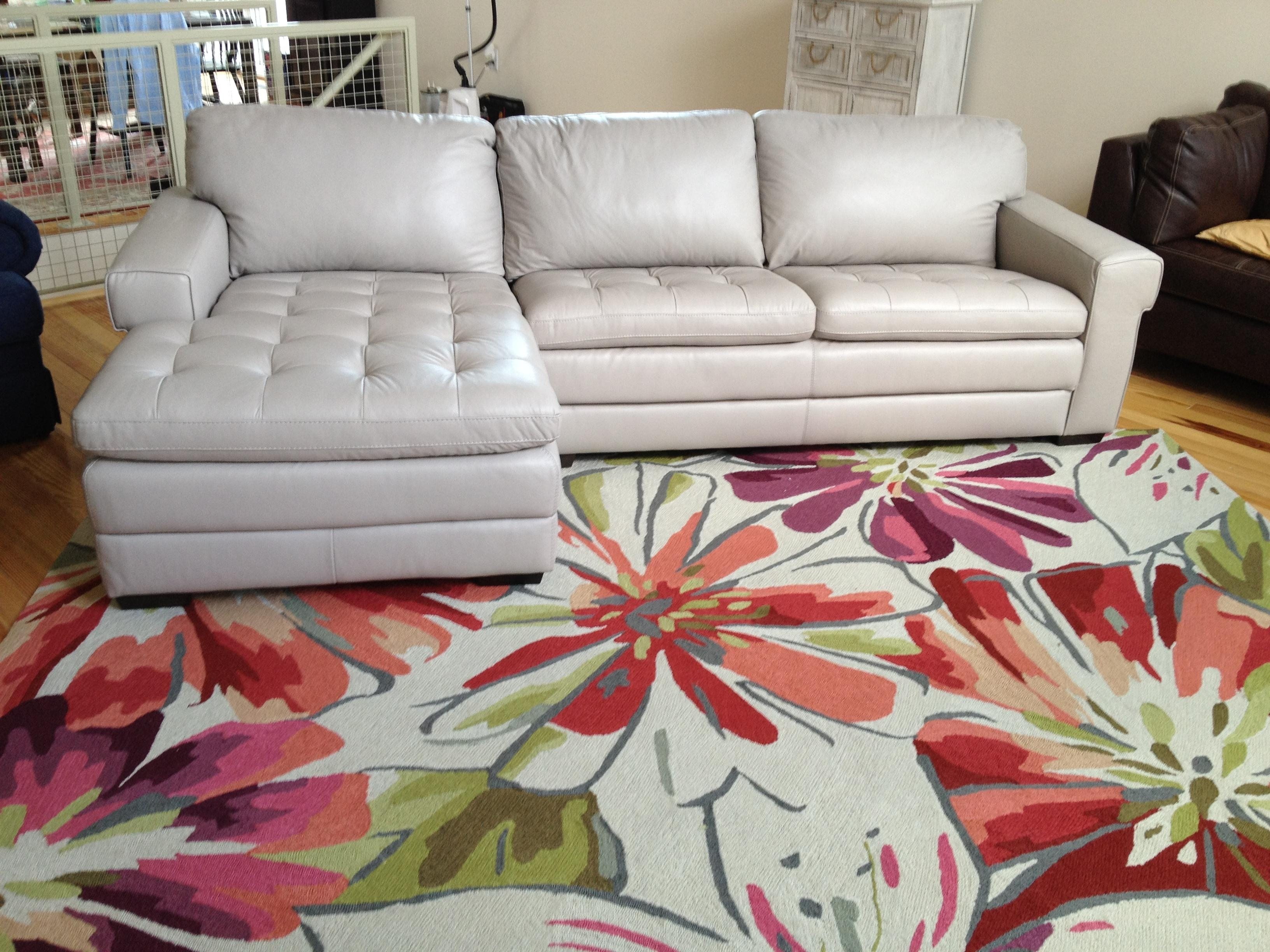 Havertys Furniture #galaxy Sofa Looks Awesome In My Living Room intended for Sectional Sofas at Havertys (Image 9 of 15)