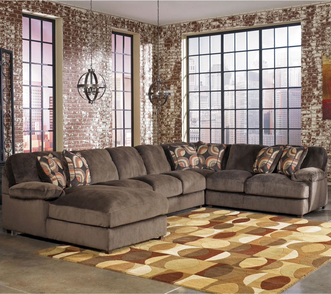 Popular Photo of St Cloud Mn Sectional Sofas