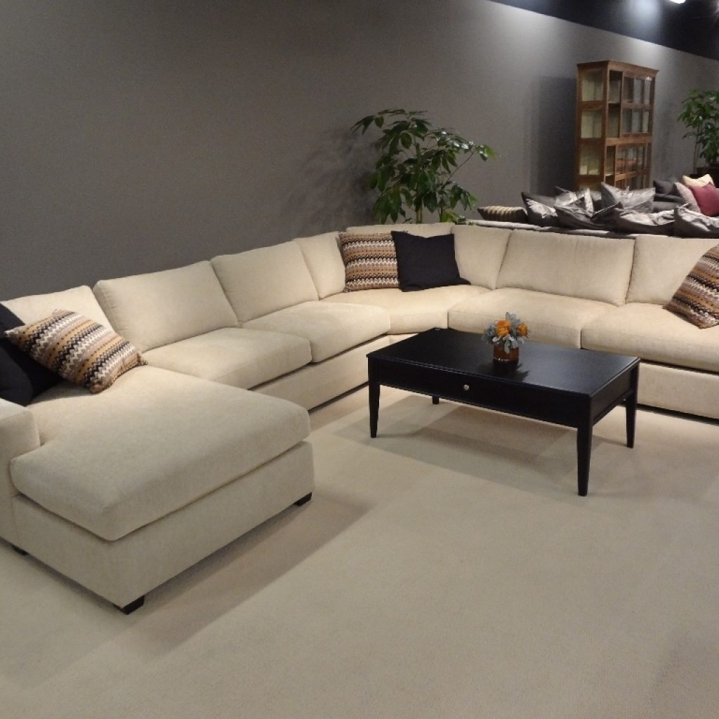 Incredible Down Filled Sectional Sofas   Buildsimplehome Pertaining To Down  Filled Sofas (Image 7 Of