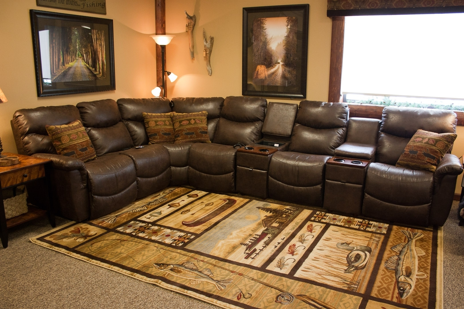 Incredible Lazy Boy Sectional Sofas – Mediasupload Inside Lazy Boy Sectional Sofas (View 3 of 10)