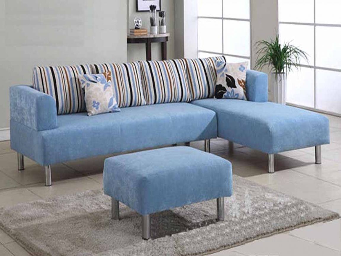 Interesting Light Blue Sectional Sofa 56 With Additional Amazon Intended For Sectional Sofas At Amazon (View 13 of 15)