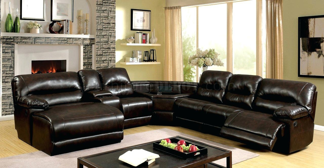 Interior. Reclining Sectional Sofas - regarding Canada Sale Sectional Sofas (Image 4 of 15)