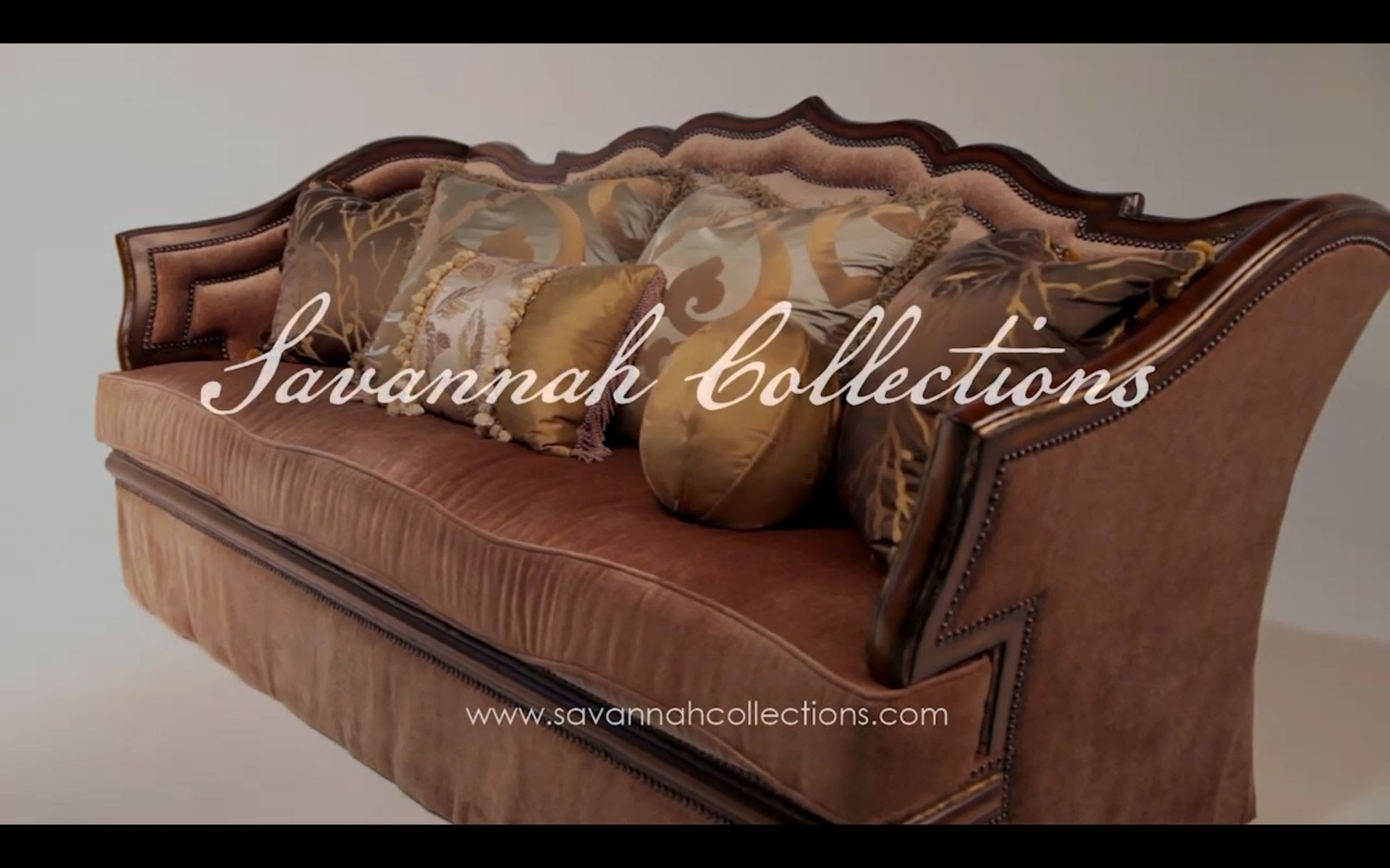 Italian Furniture Sofasavannah Collections Mathis Brothers – Youtube Regarding Mathis Brothers Sectional Sofas (View 6 of 10)
