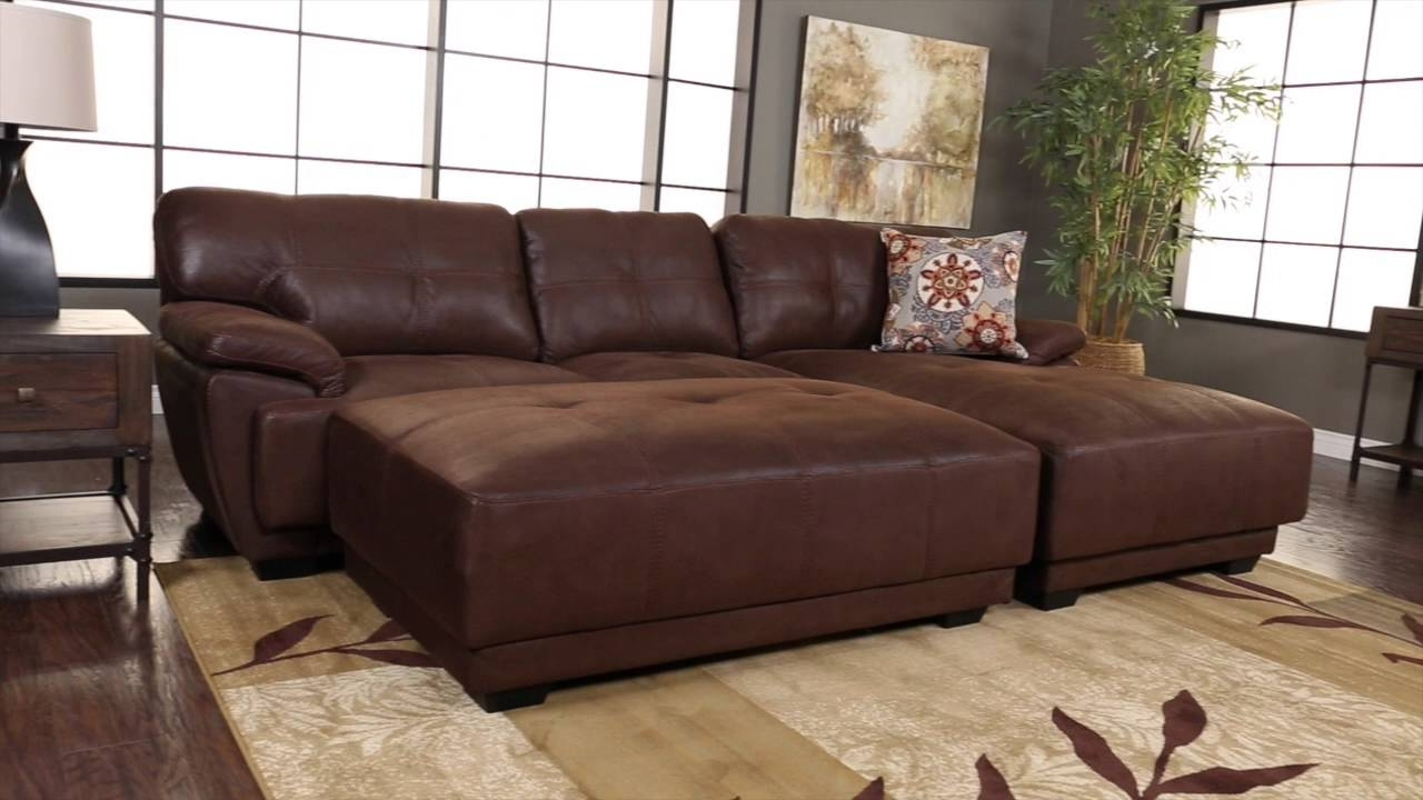 Jerome's Furniture Oasis Sectional - Youtube within Jerome's Sectional Sofas (Image 8 of 10)