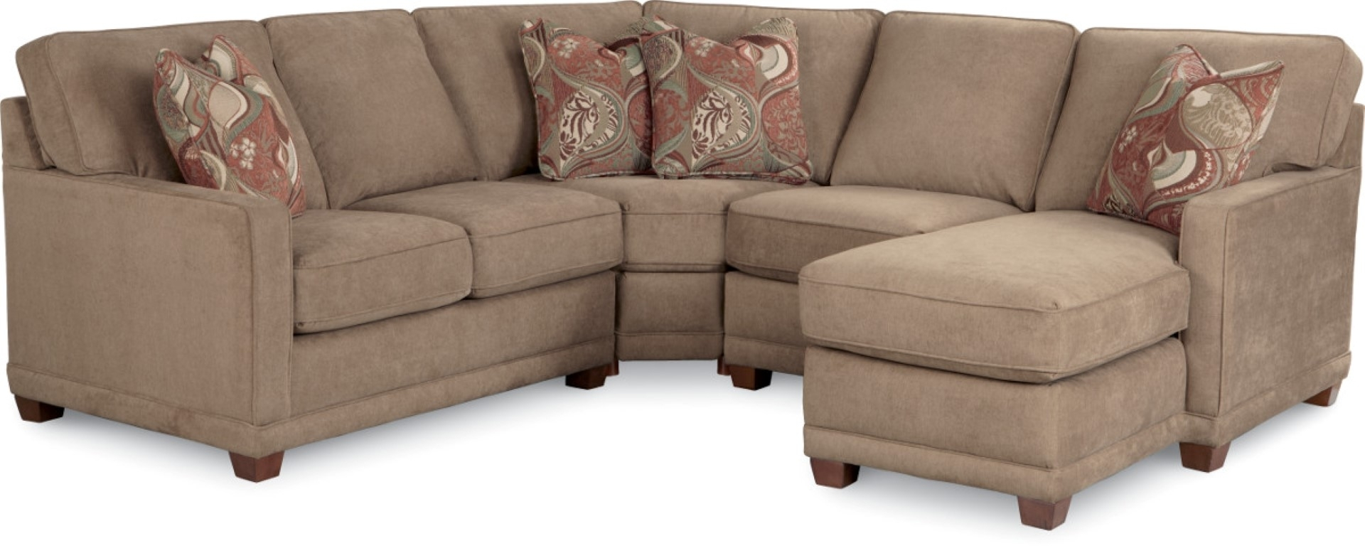 Kennedy Sectional Sofa – Town & Country Furniture In La Z Boy Sectional Sofas (Gallery 2 of 10)