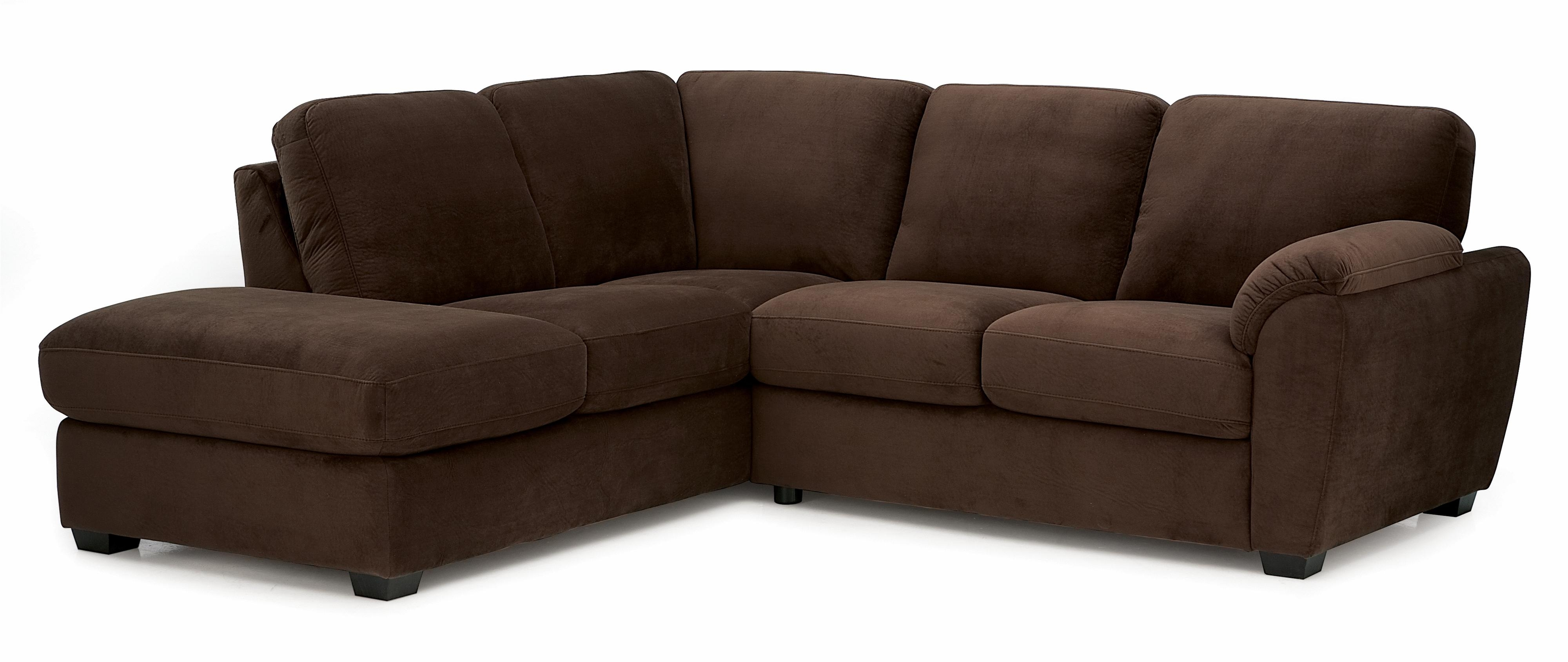 Lanza Two Piece Sectional Sofa With Rhf Chaisepalliser | Sofas for Sectional Sofas at Birmingham Al (Image 6 of 15)
