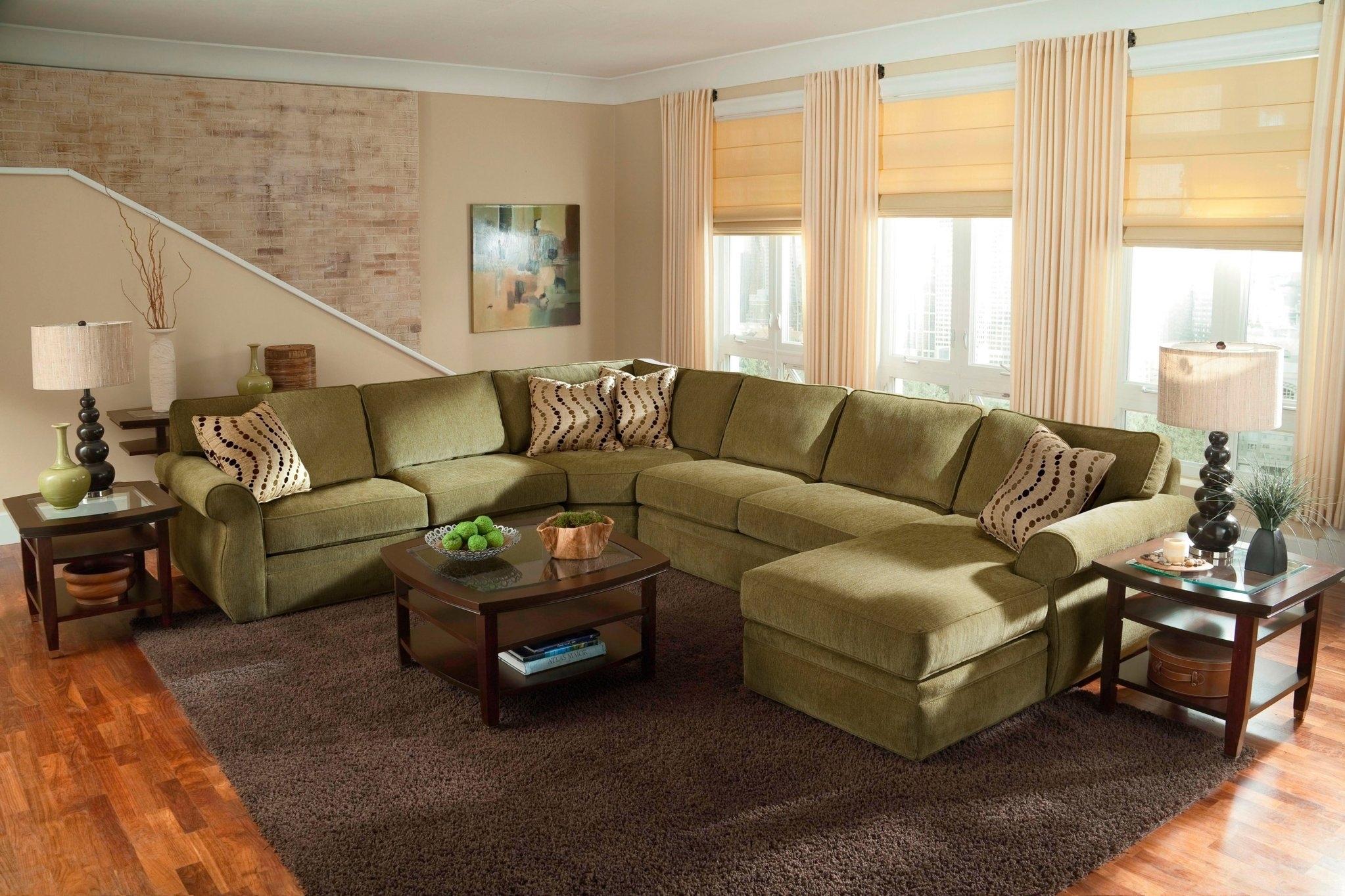 Large Scale U Shaped Sectional Sofa Set | Many Fabric Options 11410 with regard to Extra Large U Shaped Sectionals (Image 11 of 15)