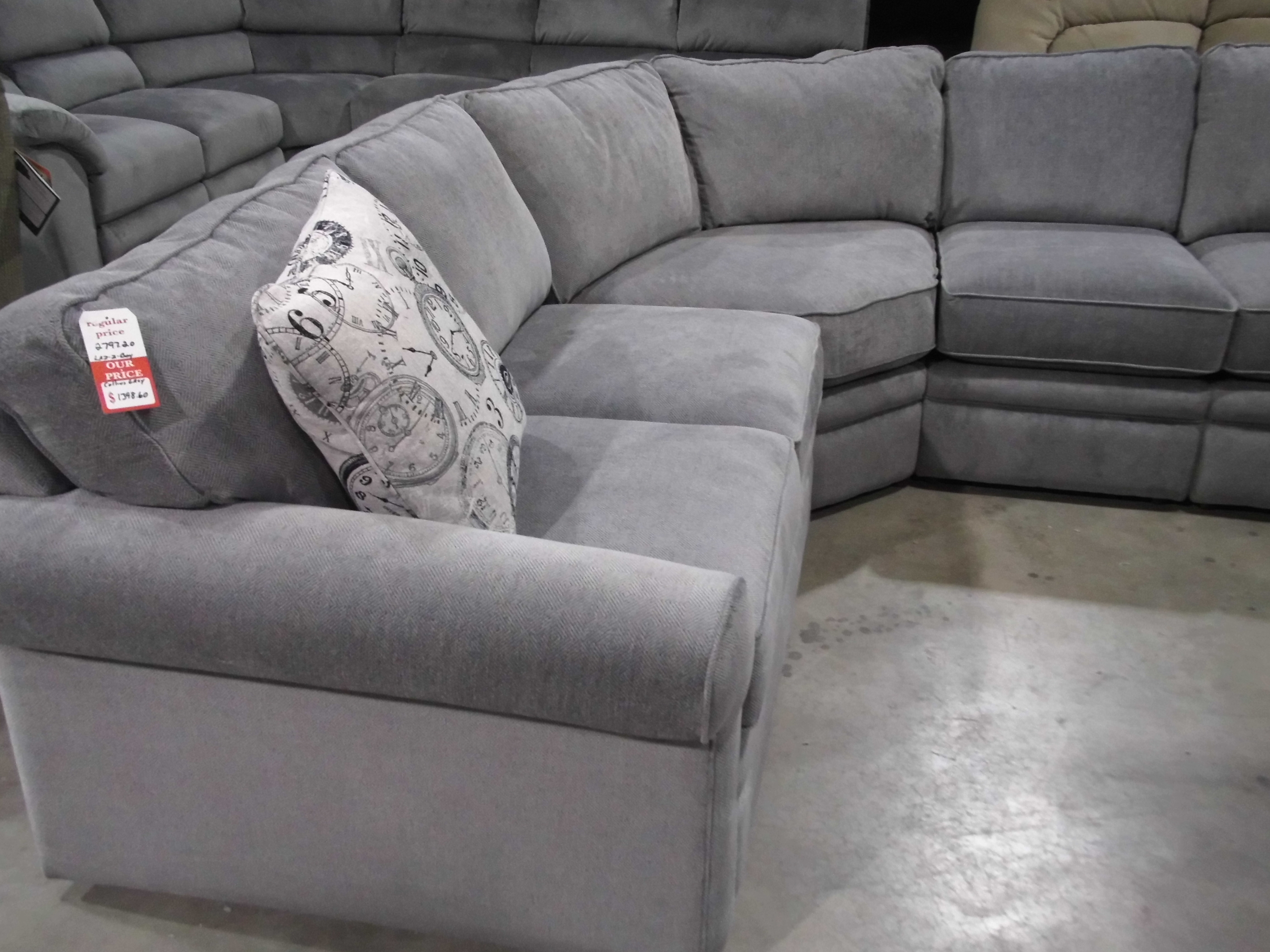 Lazy Boy Sectional Sleeper Sofa – Nrhcares Inside La Z Boy Sectional Sofas (View 10 of 10)