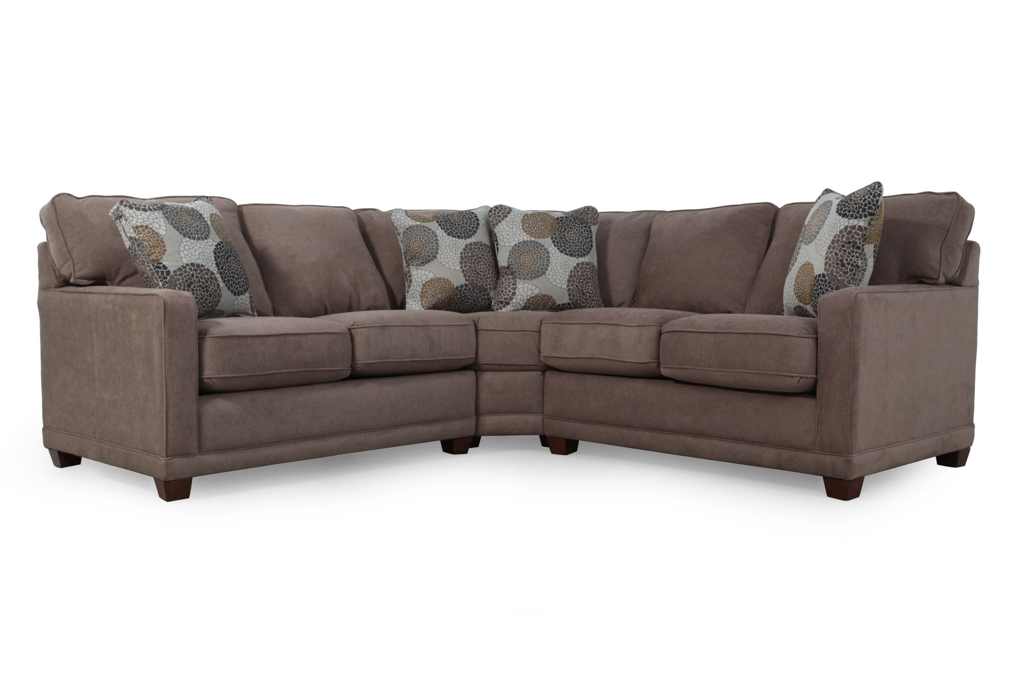 Lazy Boy Sectional Sofa Intended For Entranching La Z Collins Home Throughout Sectional Sofas At Lazy Boy (View 10 of 15)