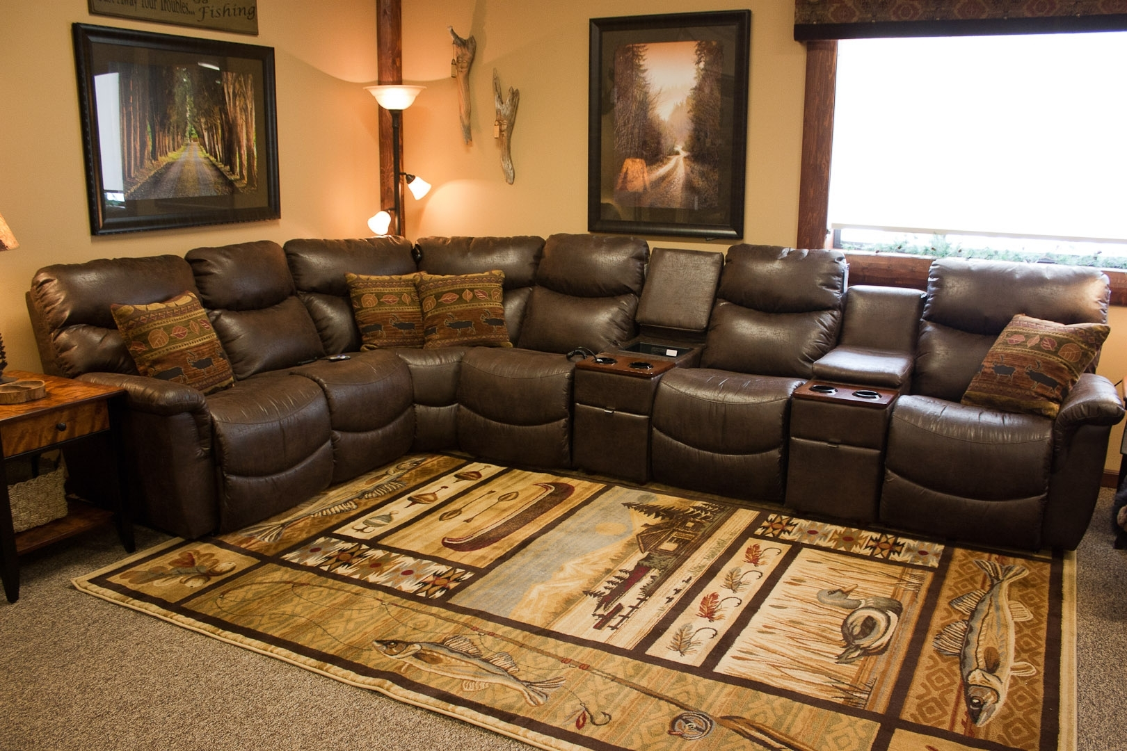 Lazy Boy Sectional Sofas | Lazy Boy Sectional Sofas With Recliners for Sectional Sofas at Lazy Boy (Image 12 of 15)