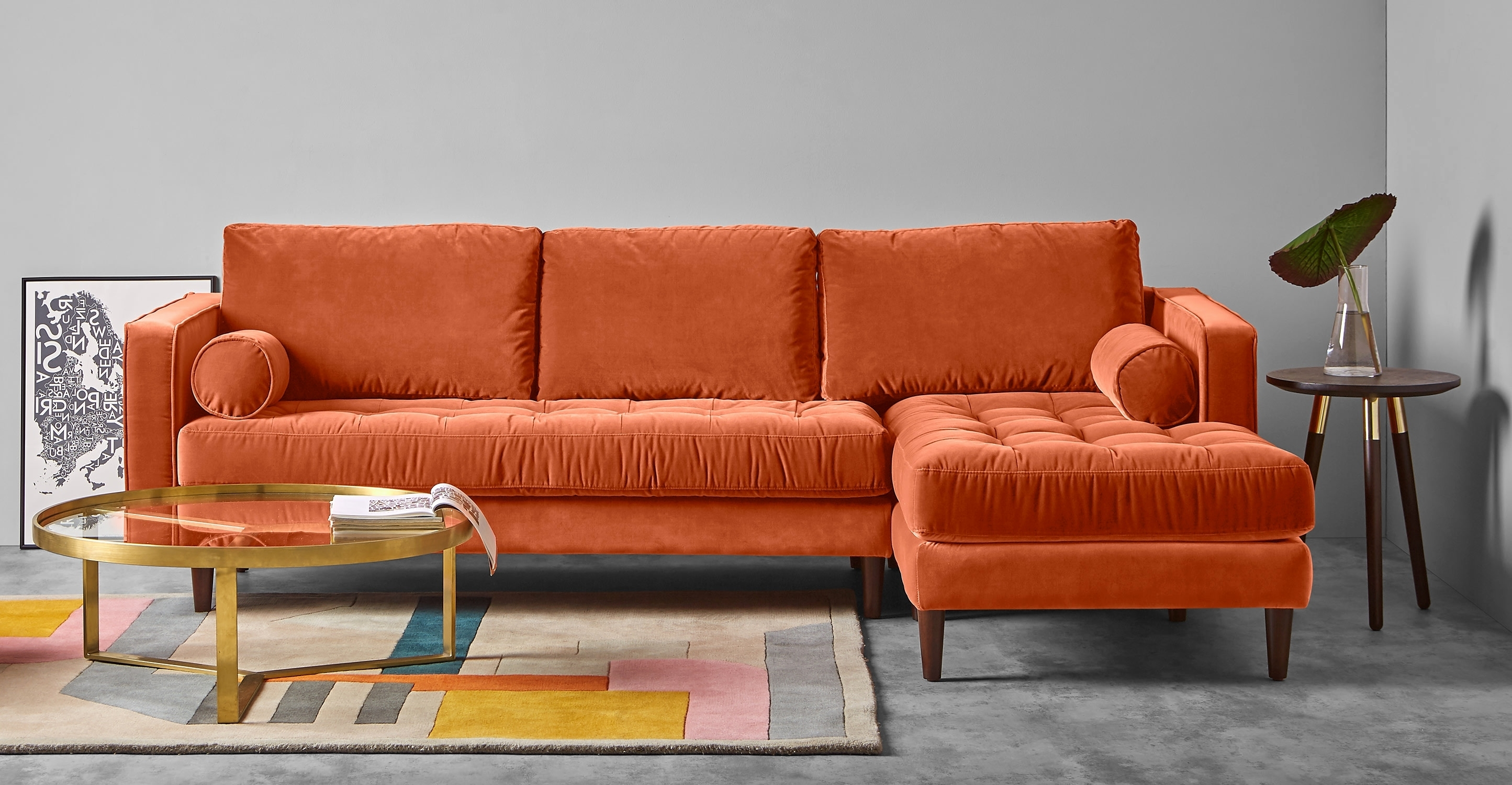 Leather Sectional Sofas Orange County Ca | Ezhandui intended for Orange County Ca Sectional Sofas (Image 6 of 10)