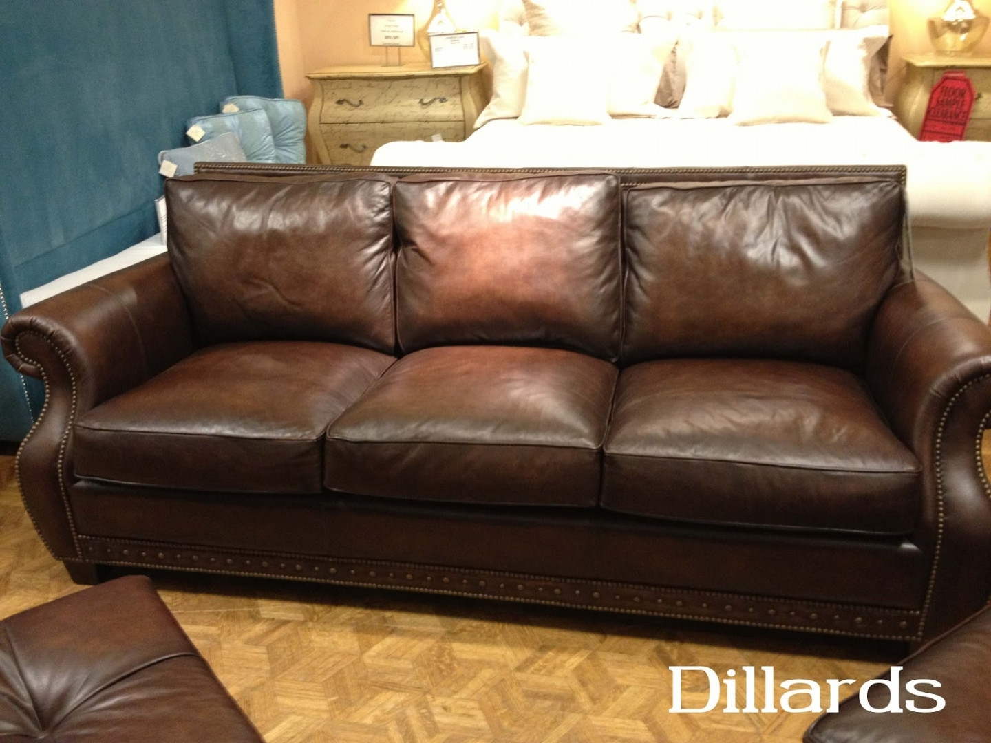 Leather Sofa Dillards with Dillards Sectional Sofas (Image 7 of 10)