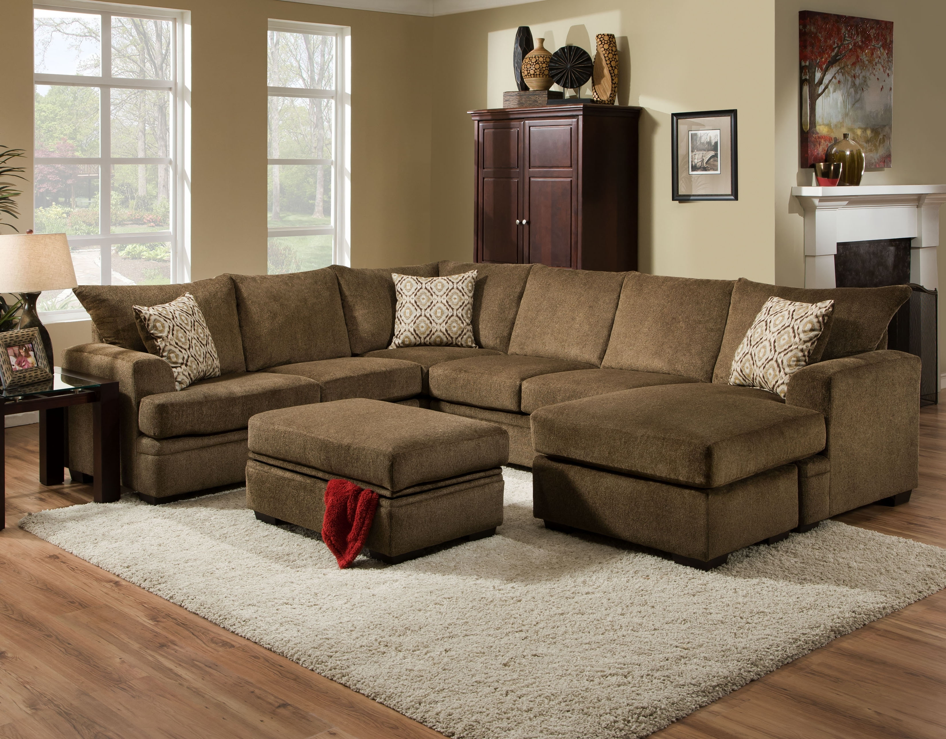 Living Room – Crazy Joe's Best Deal Furniture inside Janesville Wi Sectional Sofas (Image 4 of 10)