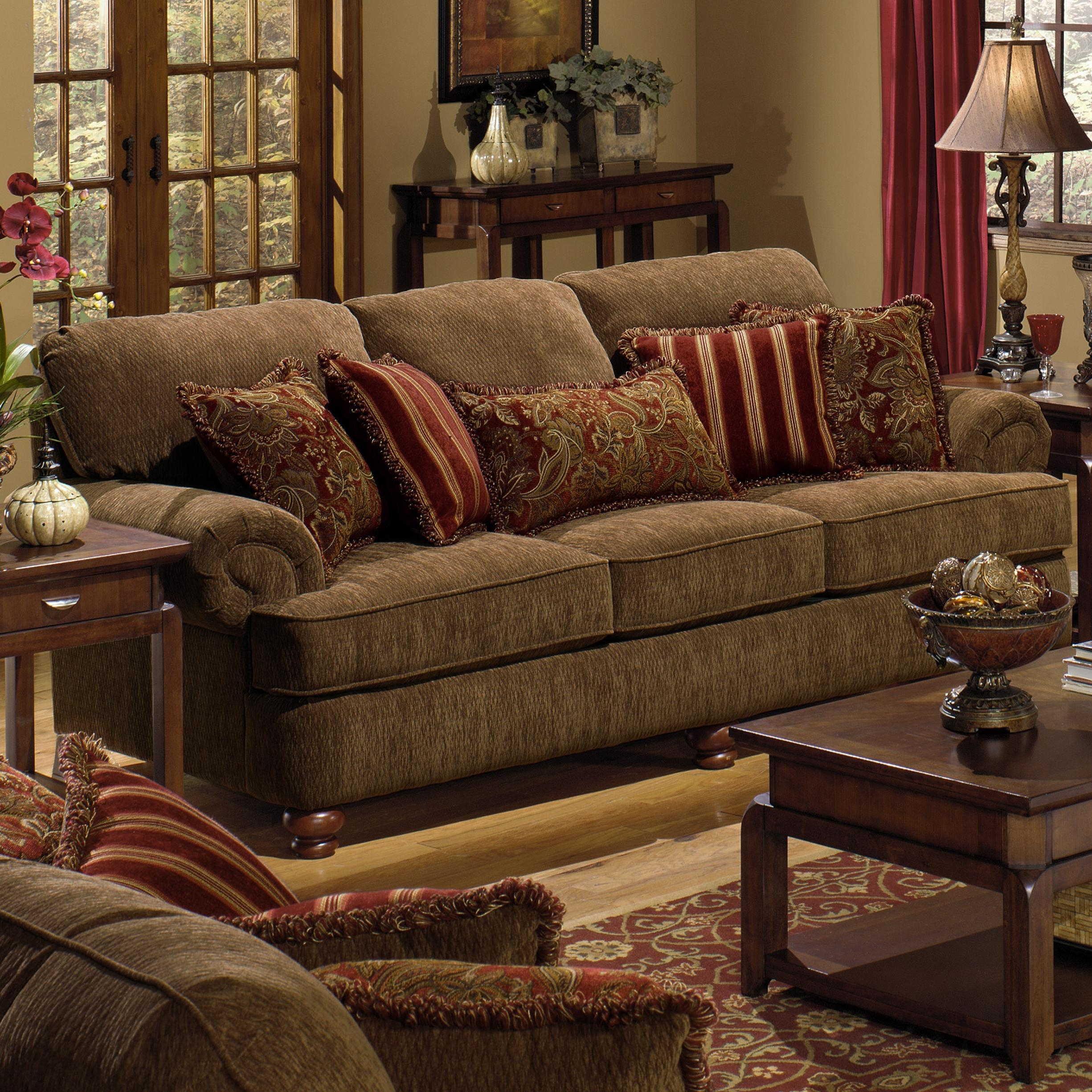 Living Room : Decorative Pillows For Sofa Cheap Decorative Cushions throughout Sofas With Oversized Pillows (Image 5 of 10)