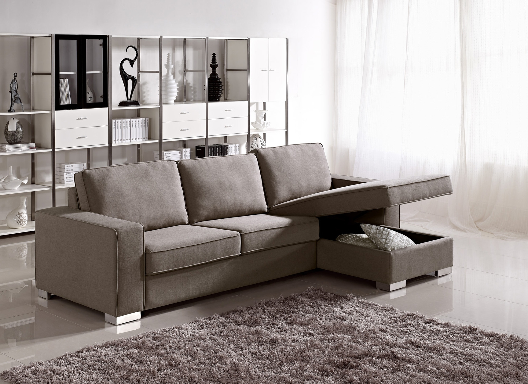 Living Room Furniture Storage Modular Sofa With Thesofa Modern Nice With Nyc Sectional Sofas (View 2 of 10)