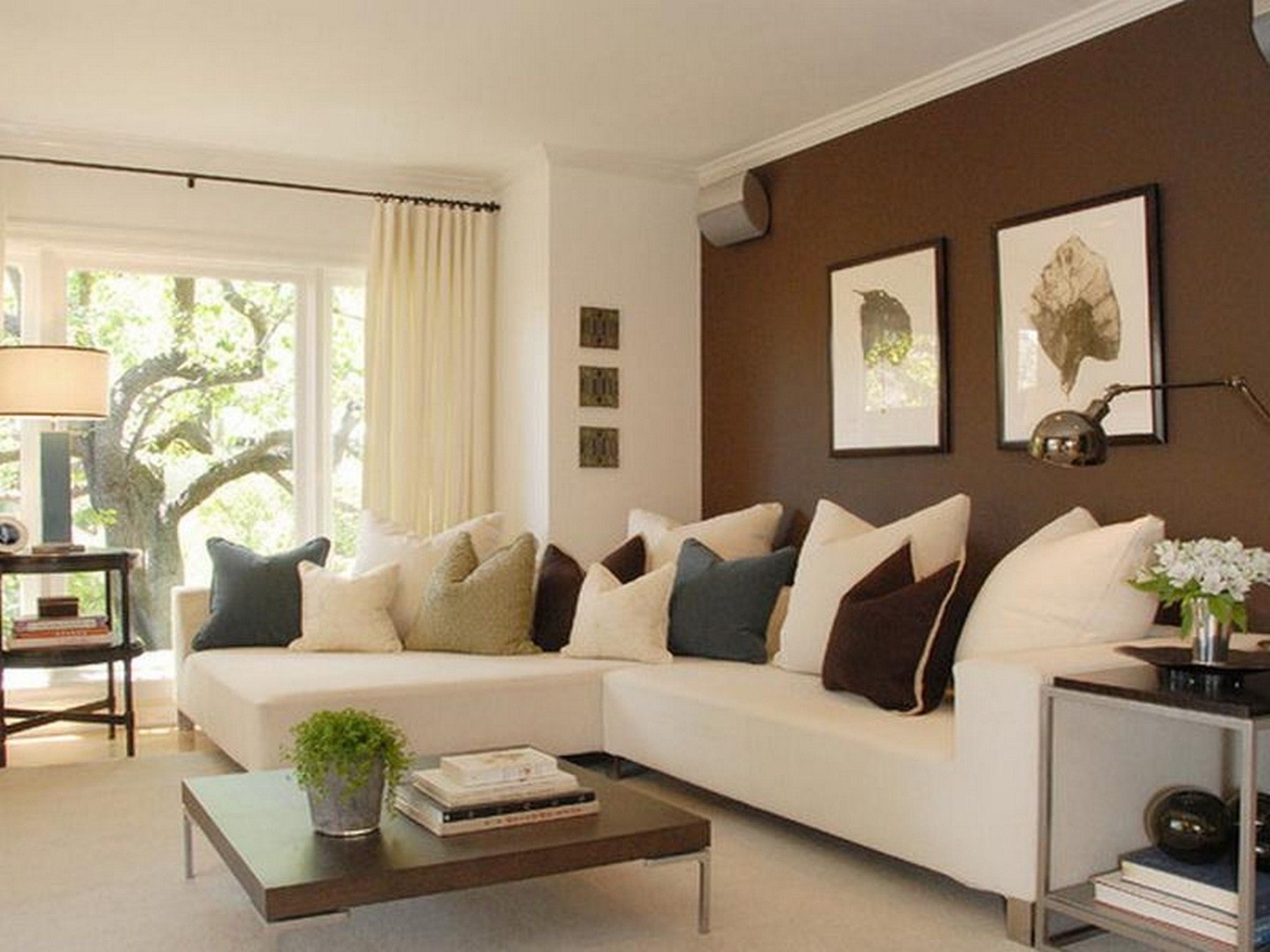 Living Room: Modern, Classic And Chic For Living Room Ideas With In Sectional Sofas Decorating (View 7 of 10)