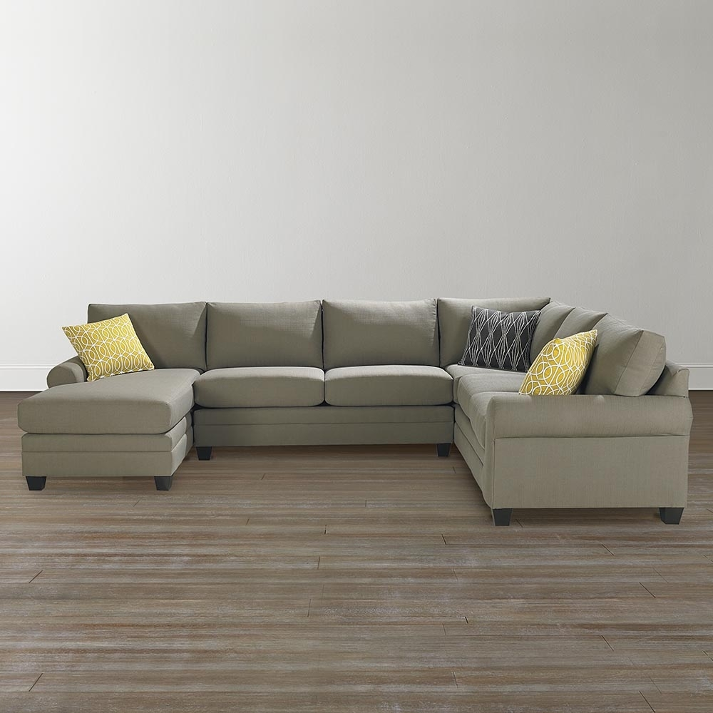 Living Room: Modern U Shaped Sectional Sofa For Living Room In Modern U Shaped Sectional Sofas (View 7 of 15)