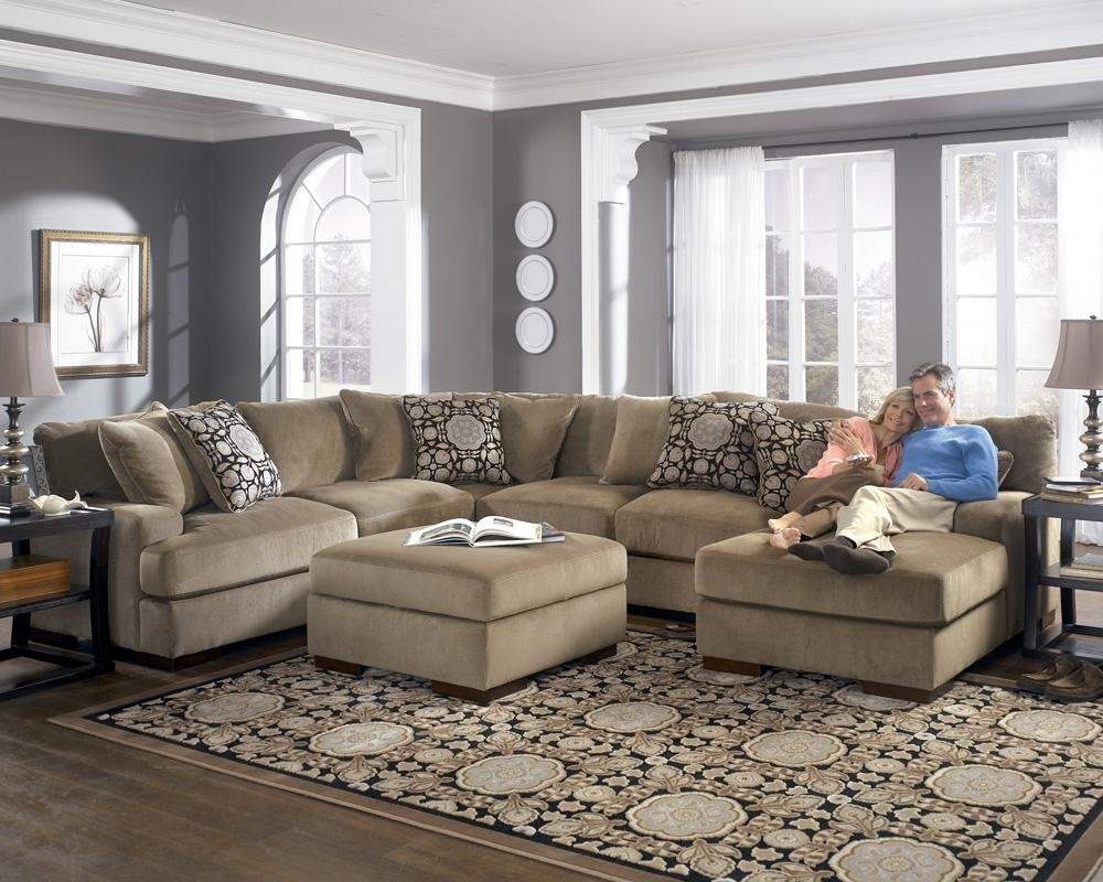 Looking For Something Like This In Gray Or Pewter!! Grenada - Mocha throughout Knoxville Tn Sectional Sofas (Image 3 of 10)