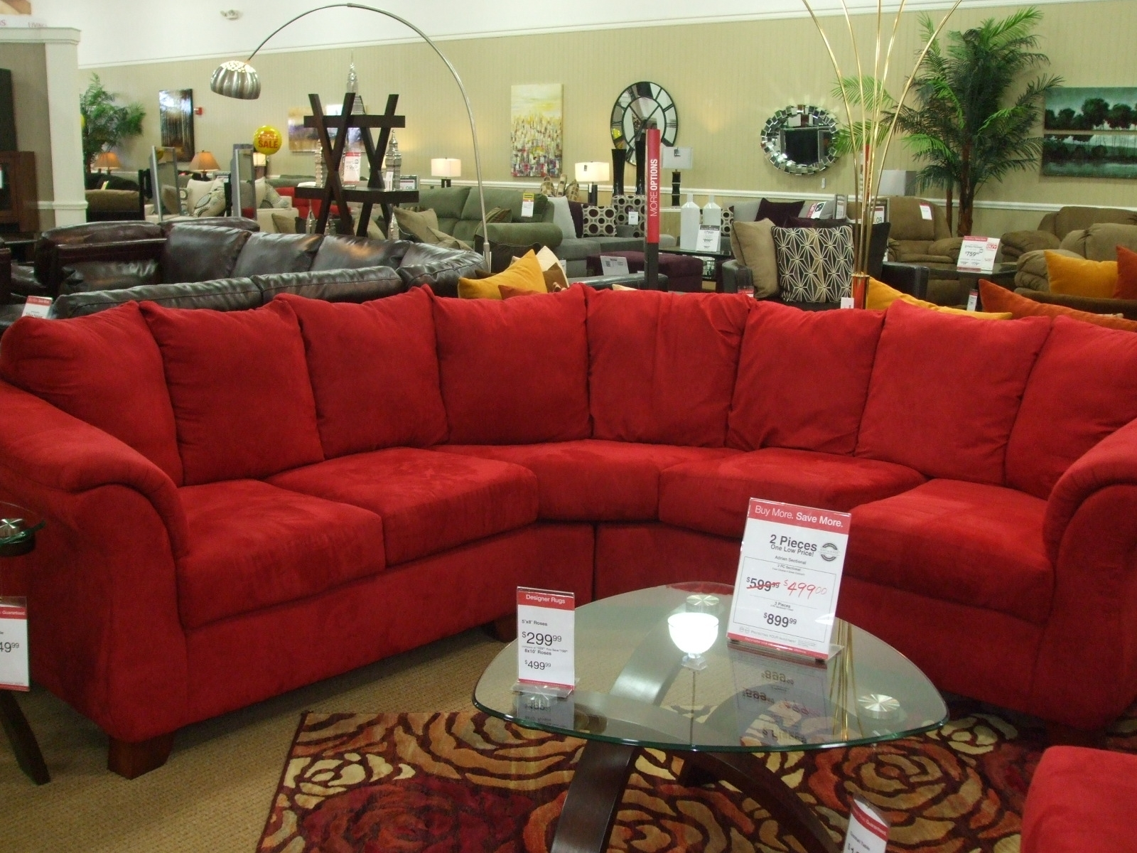 Lovely Value City Sectional Sofa 66 About Remodel Sofas And Couches Intended For Value City Sectional Sofas (View 3 of 10)