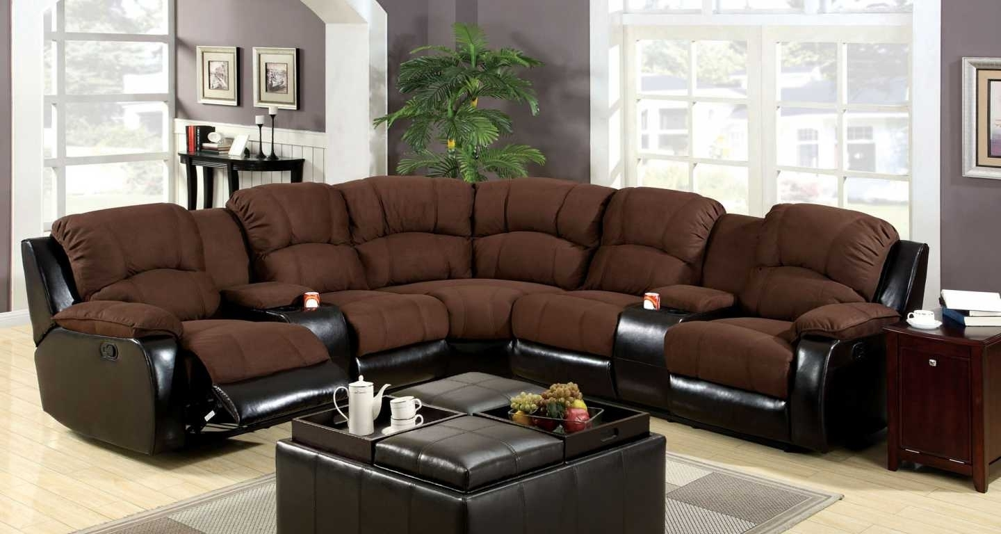 Loveseat : Good Sectional Sofas With Recliners And Cup Holders 47 Within Sectional Sofas With Cup Holders (View 4 of 10)