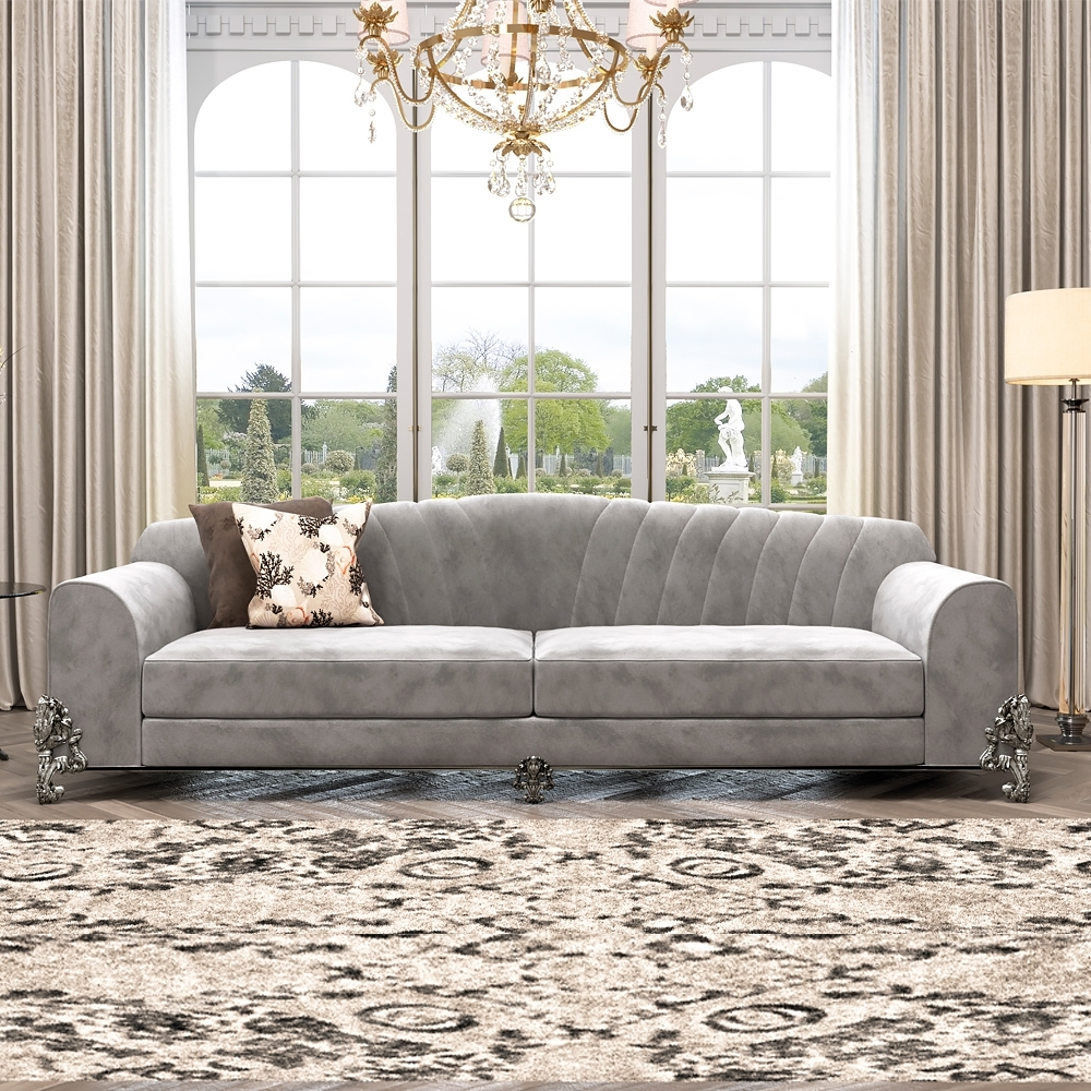Luxury Sofas Exclusive High End Designer Sofas Luxury European pertaining to Luxury Sofas (Image 6 of 10)