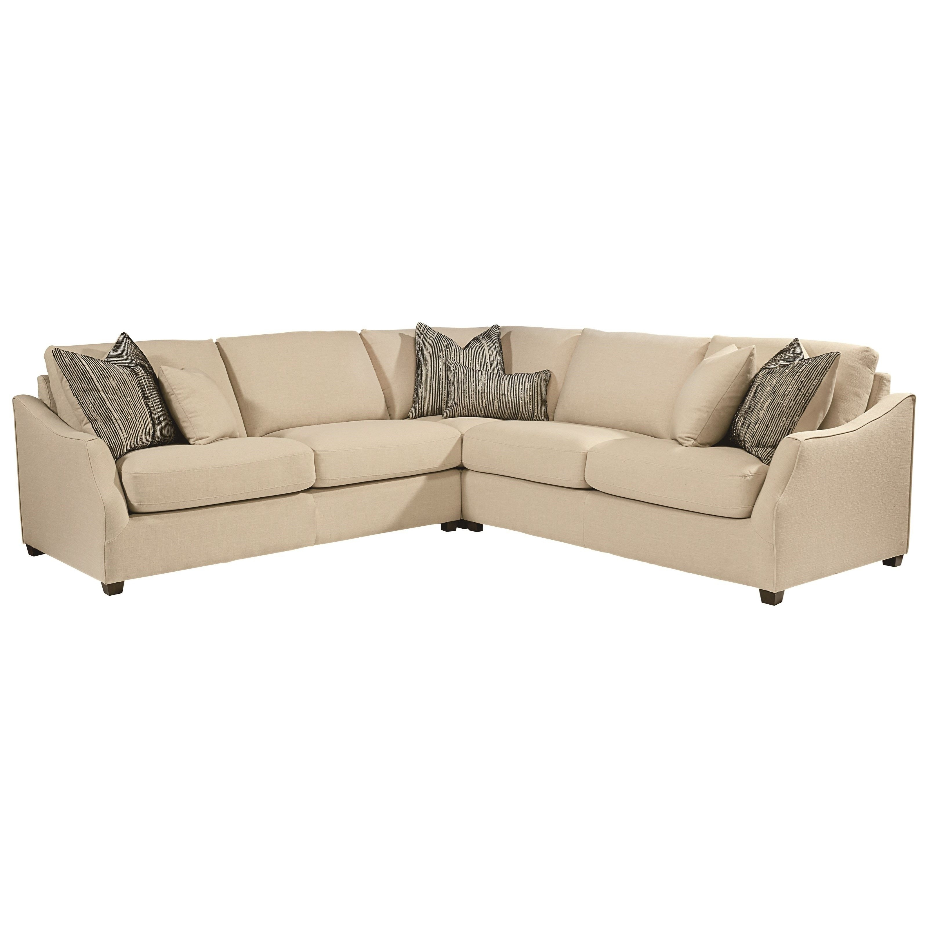 Magnolia Homejoanna Gaines Homestead Three Piece Sectional within Minneapolis Sectional Sofas (Image 1 of 10)