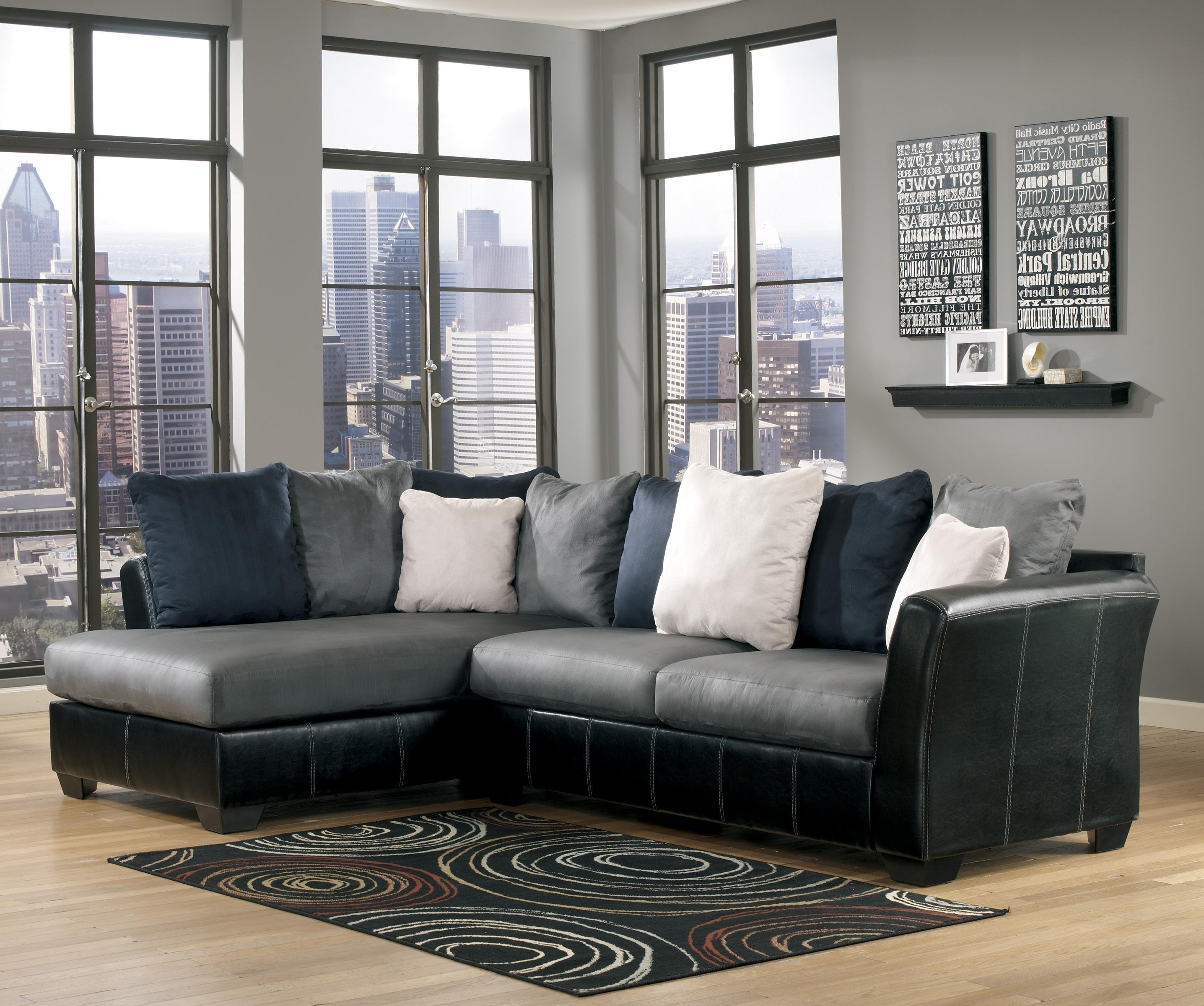 Masoli – Cobblestone 2 Piece Sectional With Chaisebenchcraft Regarding Eau Claire Wi Sectional Sofas (View 6 of 10)