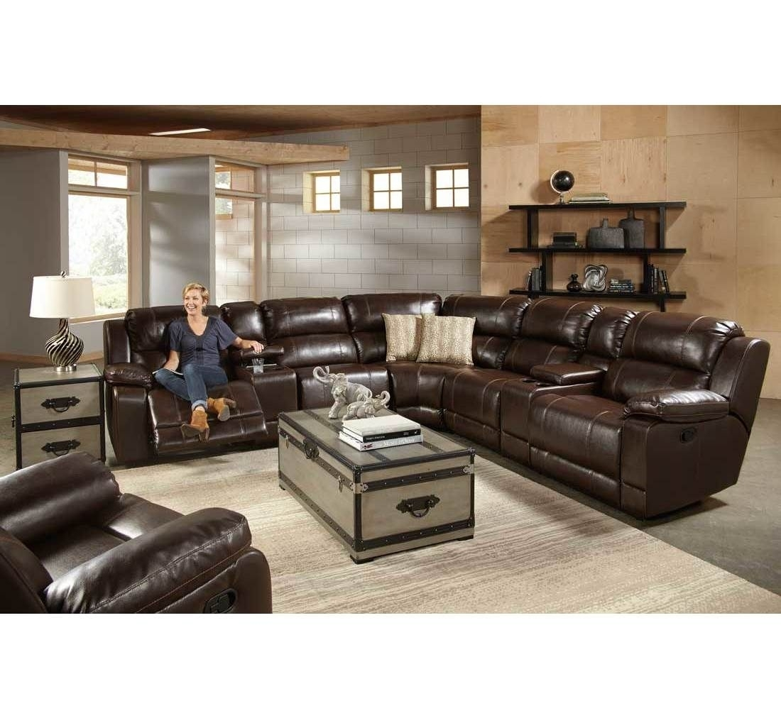 Maverick 6 Pc Sectional Sofa | Badcock &more | Home Decor Intended For Sectional Sofas At Badcock (View 12 of 15)