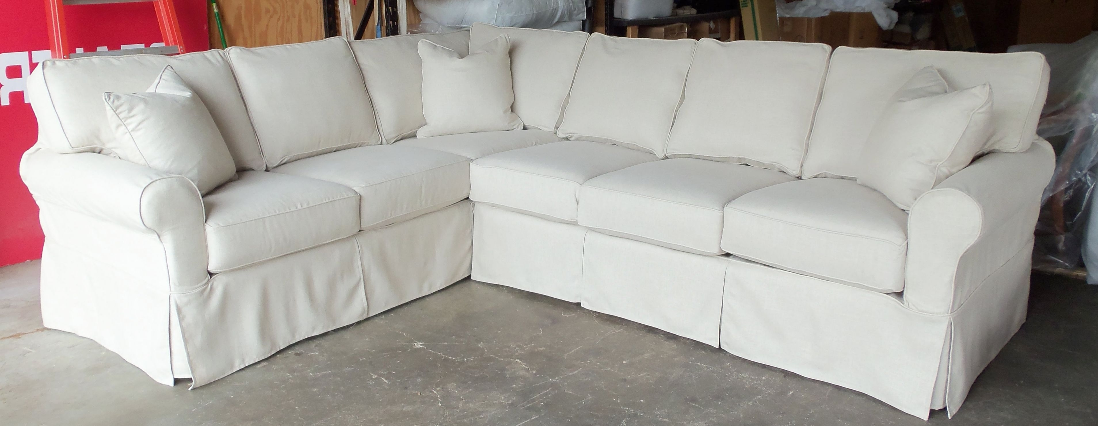 Modern Concept Sectional Sofa Covers And Rowe Furniture Slipcover intended for Sectional Sofas at Birmingham Al (Image 8 of 15)