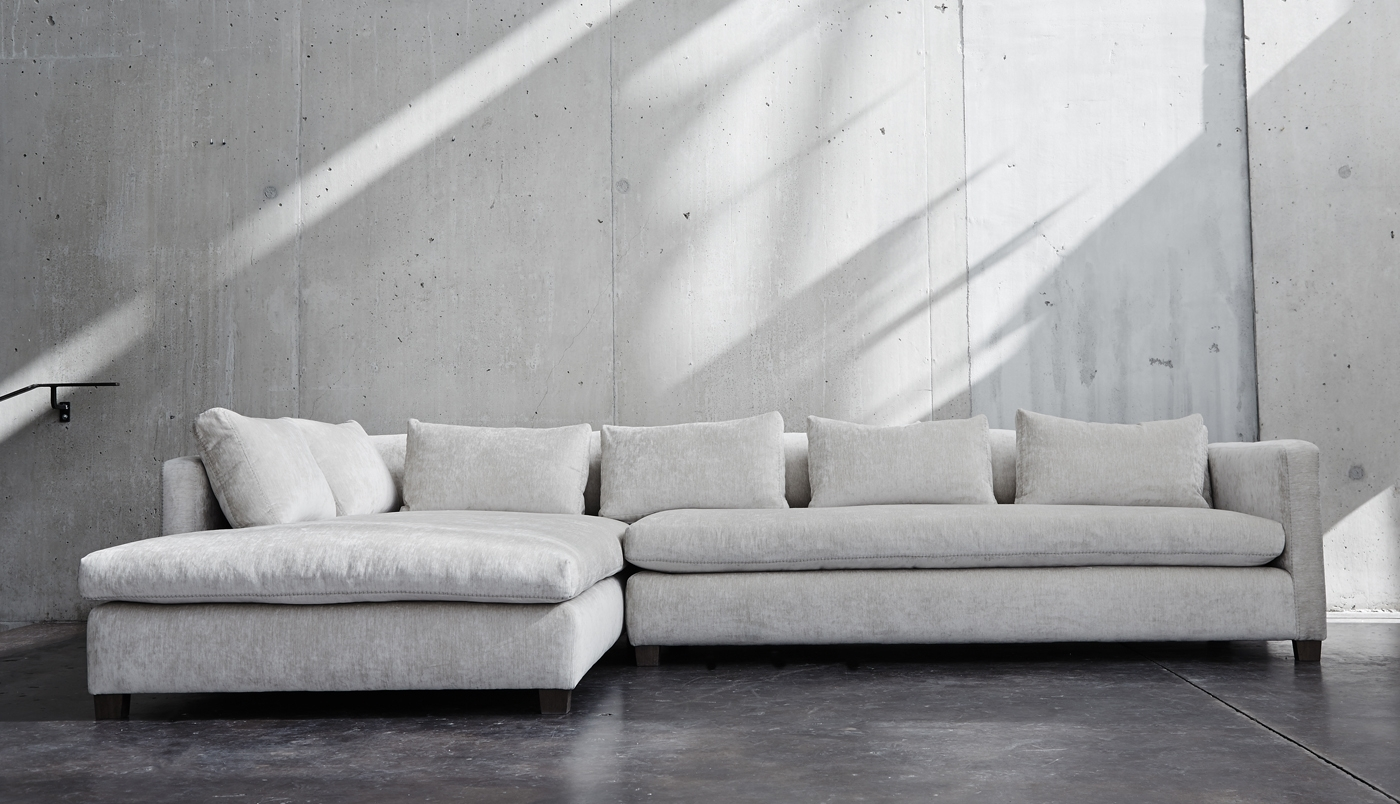 10 the best vancouver bc canada sectional sofas for Modern living room furniture vancouver