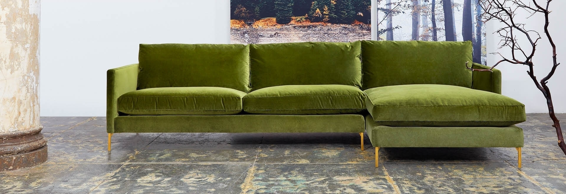 Modern Sectional Sofas For Nyc Apartments At Abc Home In Nyc Sectional Sofas (View 3 of 10)