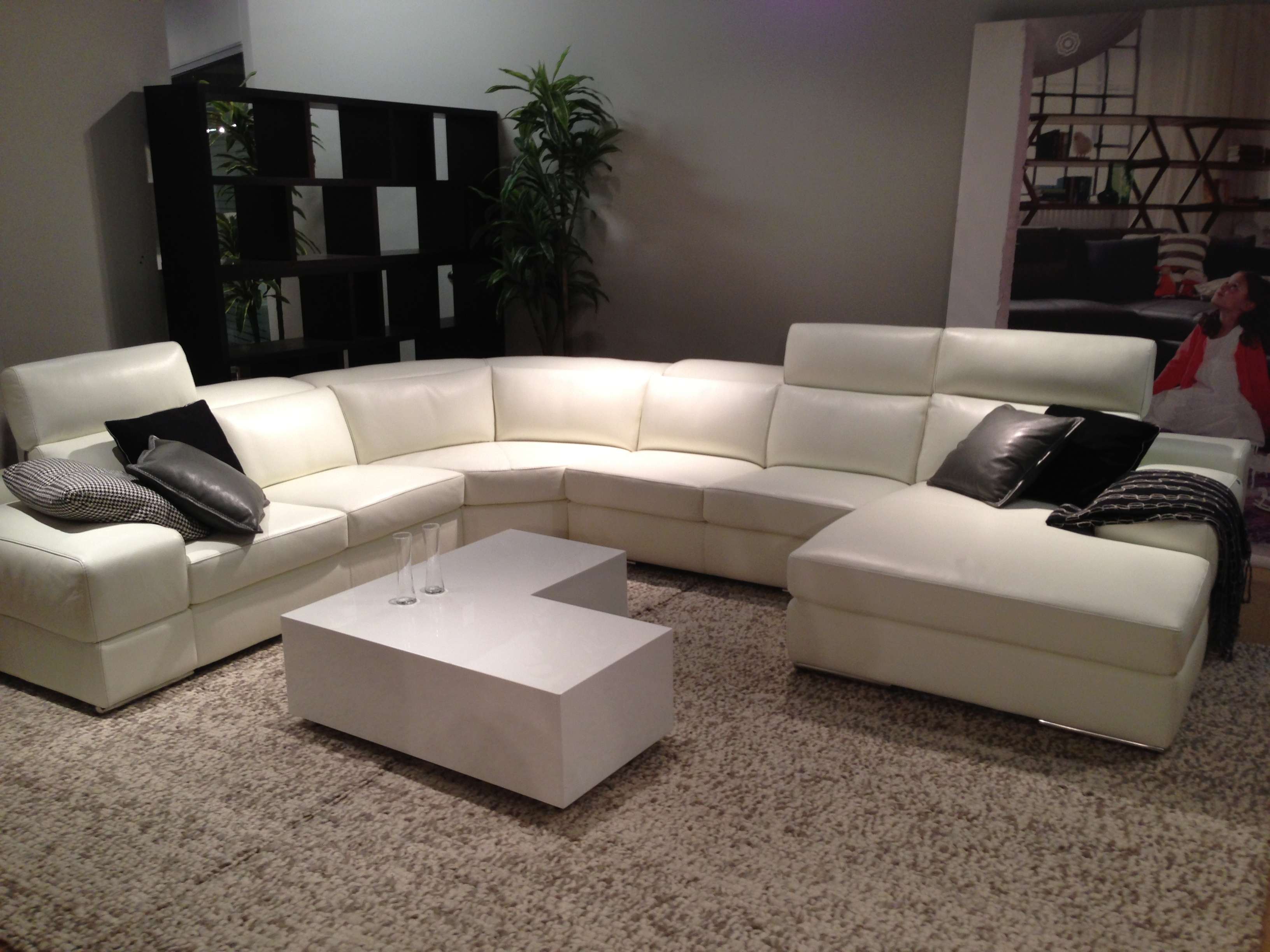 Modern-White-Leather-Sectional-Htl-Portland-Oregon 1,632×1,224 in Portland Oregon Sectional Sofas (Image 6 of 10)