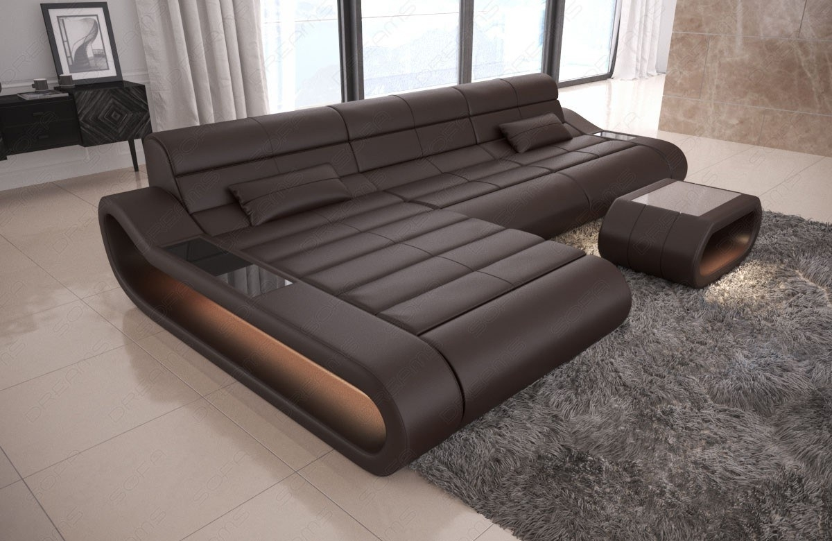 Modular Sectional Sofa Concept L Long - Leather Sectional Sofas for Sectional Sofas (Image 5 of 10)
